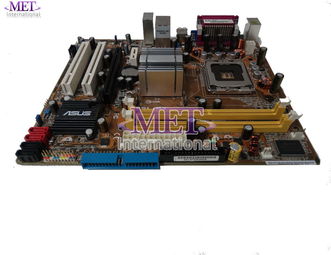 P5L-MX ASUS INTEL 945G CORE-2-DUO LGA775 MICRO ATX MOTHERBOARD