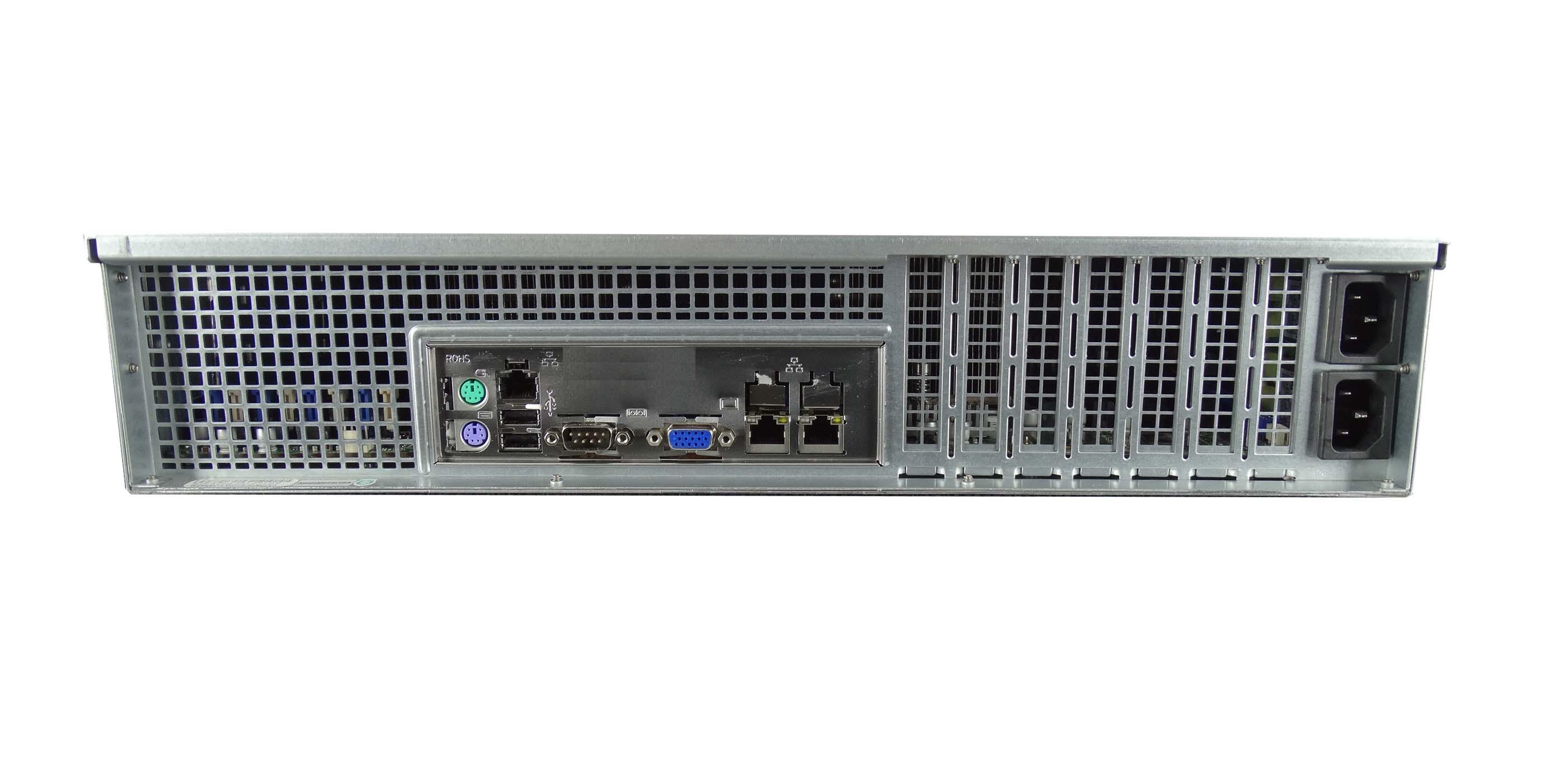 Supermicro-828TQ-R1K43LPB-W-H8QG6-F-4x-AMD-6128-48GB-6x-Trays-Rails thumbnail 3