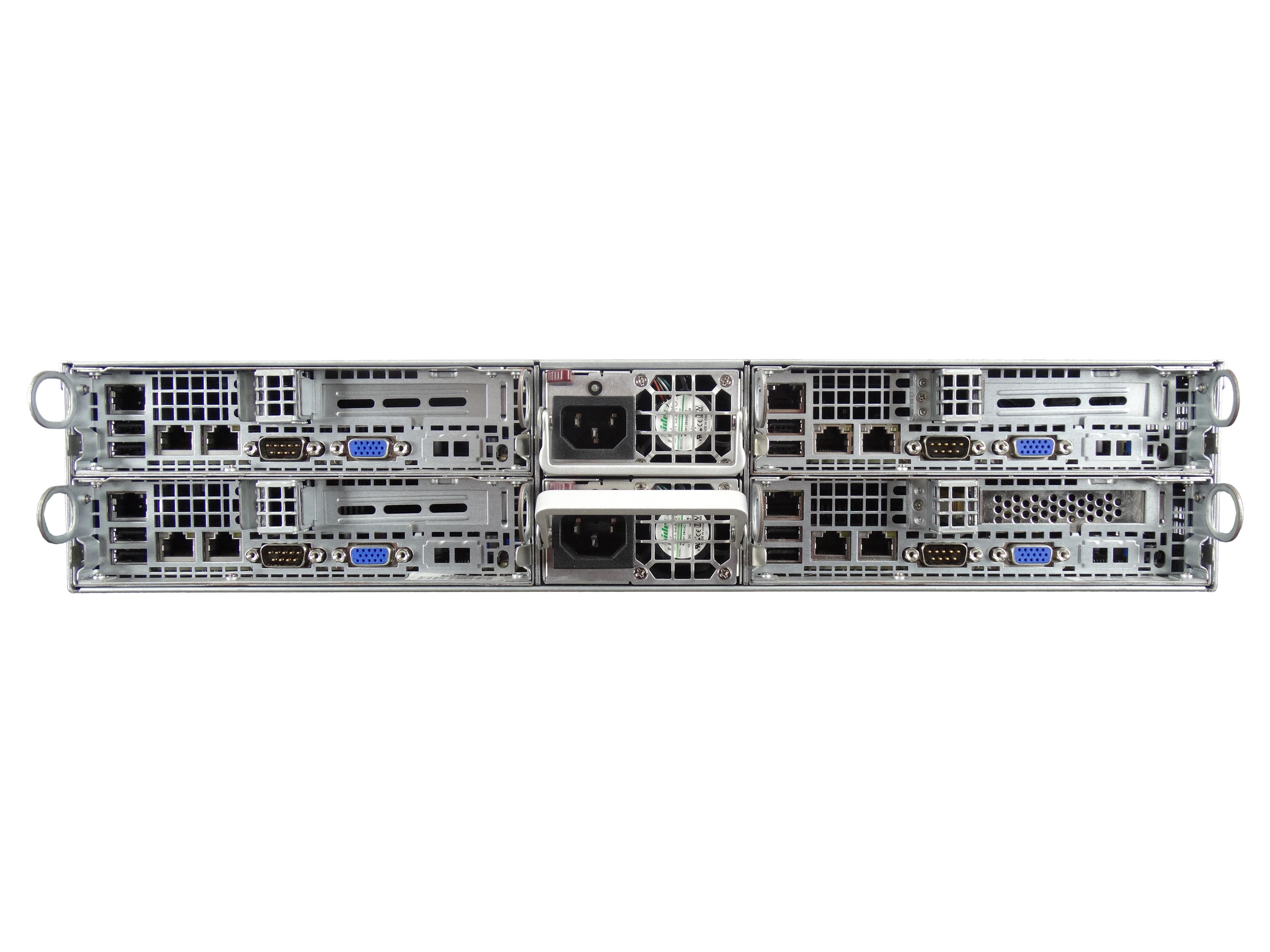 SuperMicro-5026Ti-BTRF-2U-Barebone-Server-W-4x-X8SIT-F-2x-920W-PWS thumbnail 2