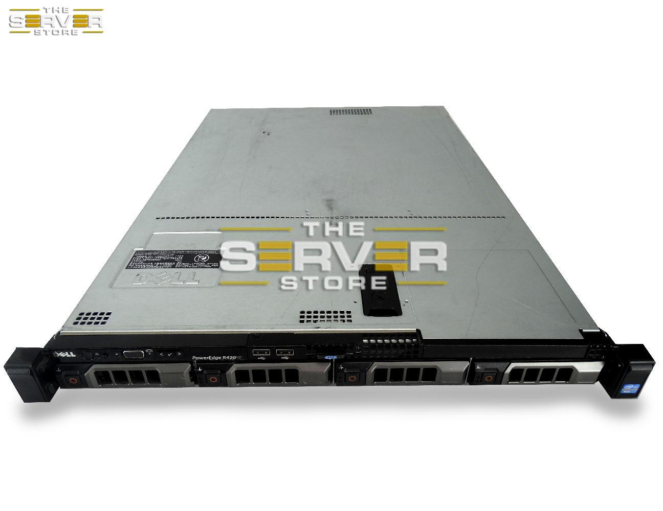 Dell PowerEdge R420 4x 1U LFF Server