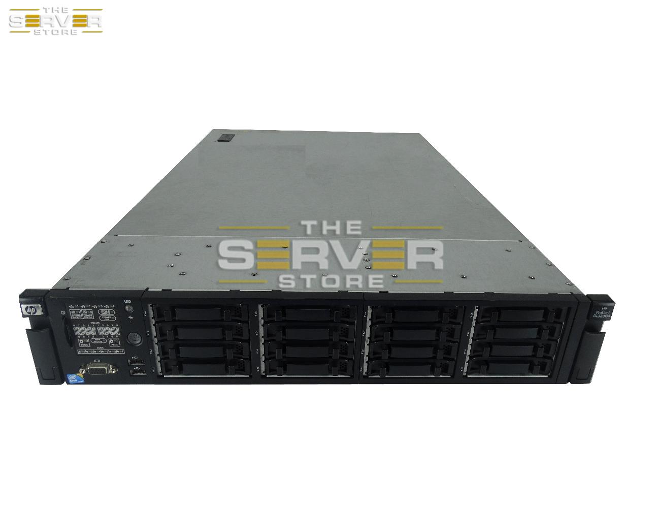 HP Proliant DL380 G6 16x SFF