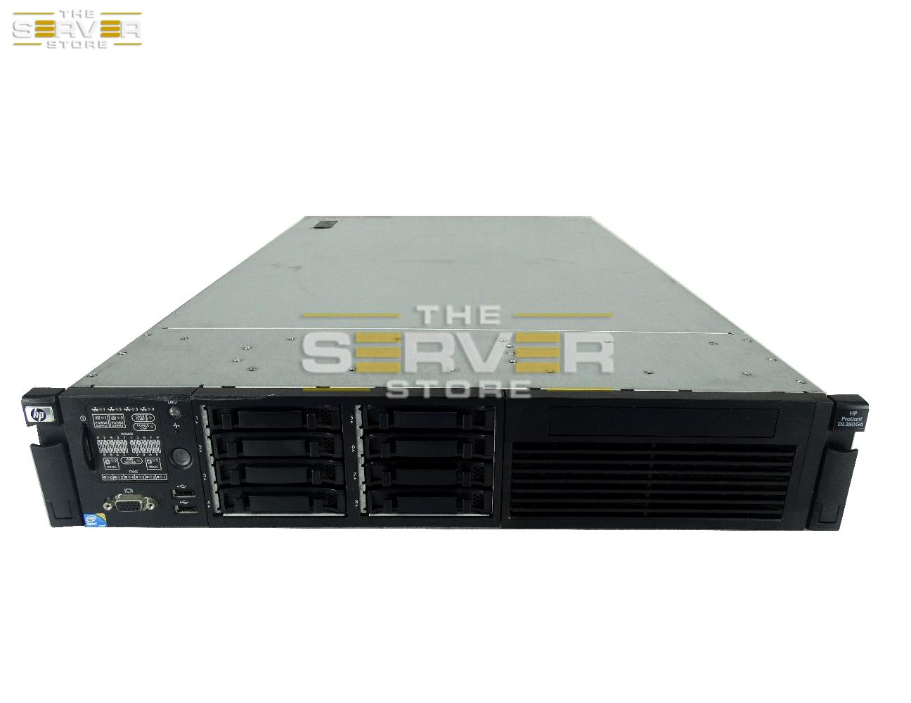 HP Proliant DL380 G6 8x SFF