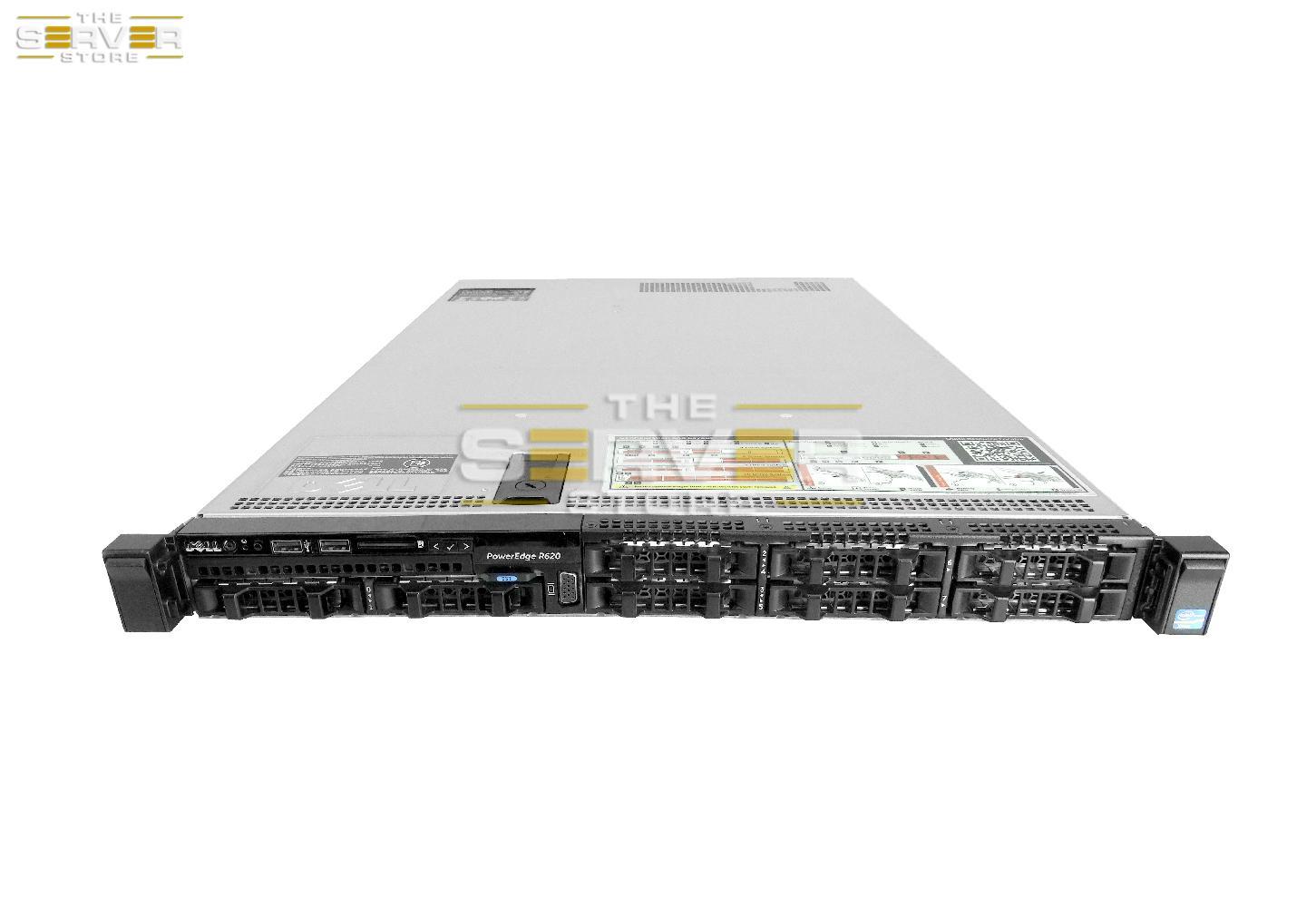 Dell PowerEdge R620 8x SFF 1U Server