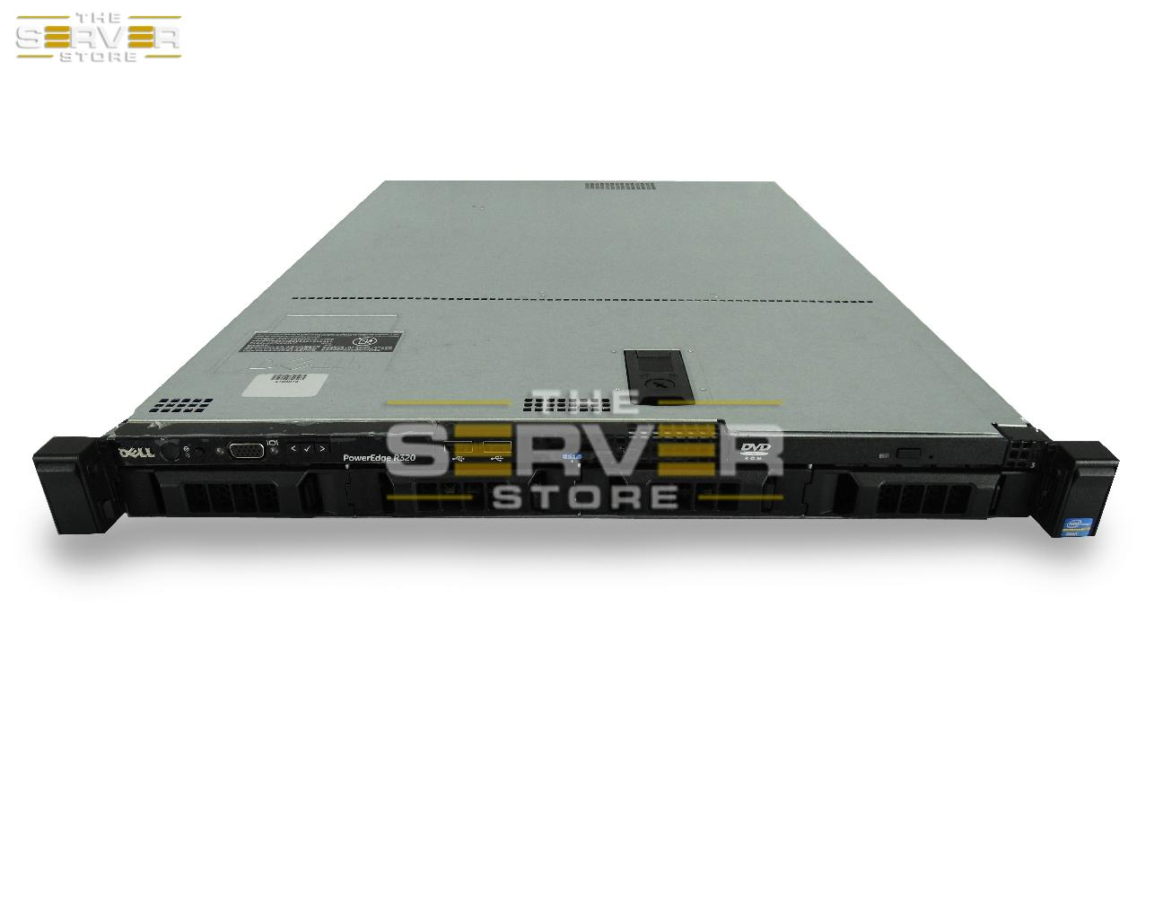 Dell PowerEdge R320 4x LFF 1U Server