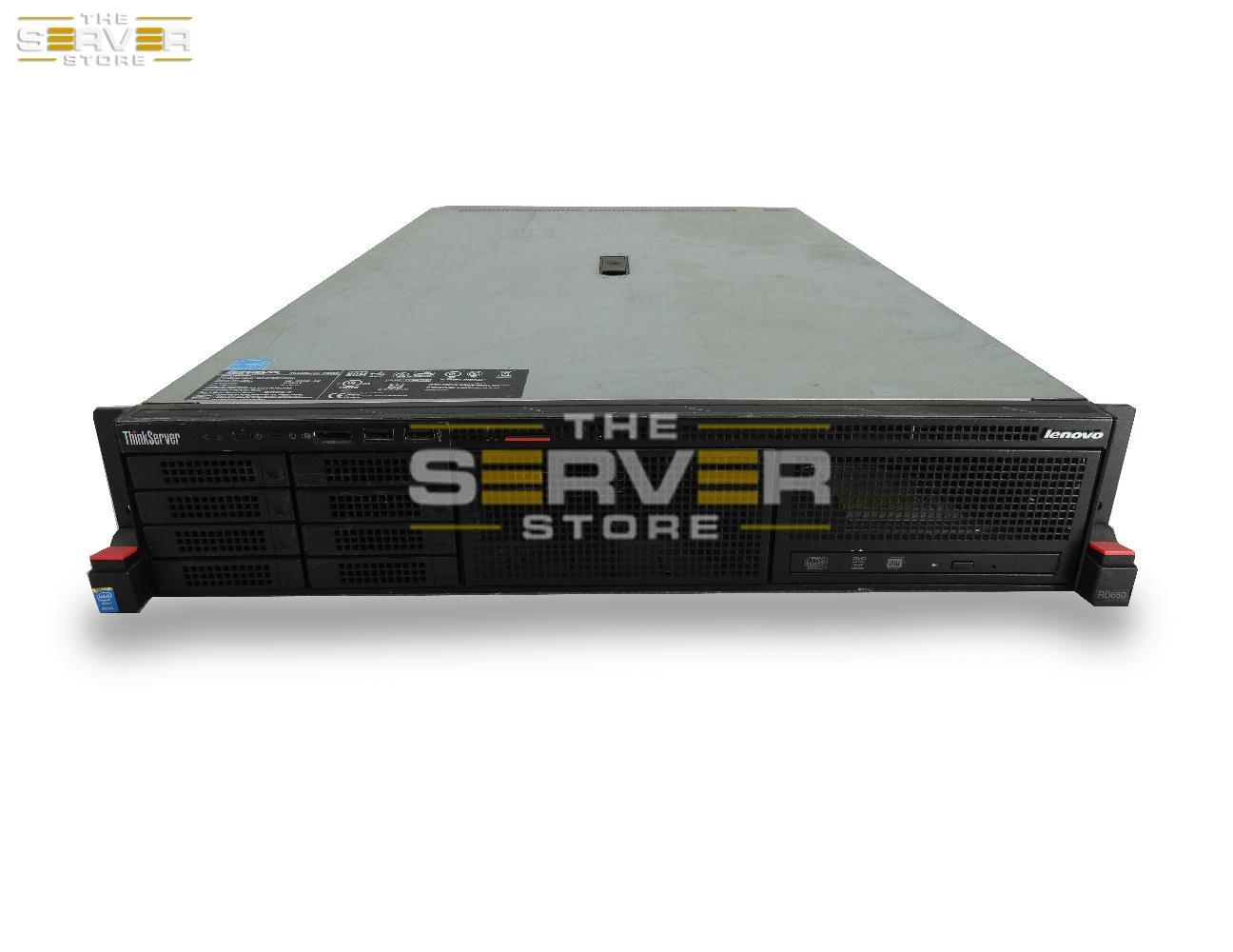 Lenovo RD650 8x 2.5