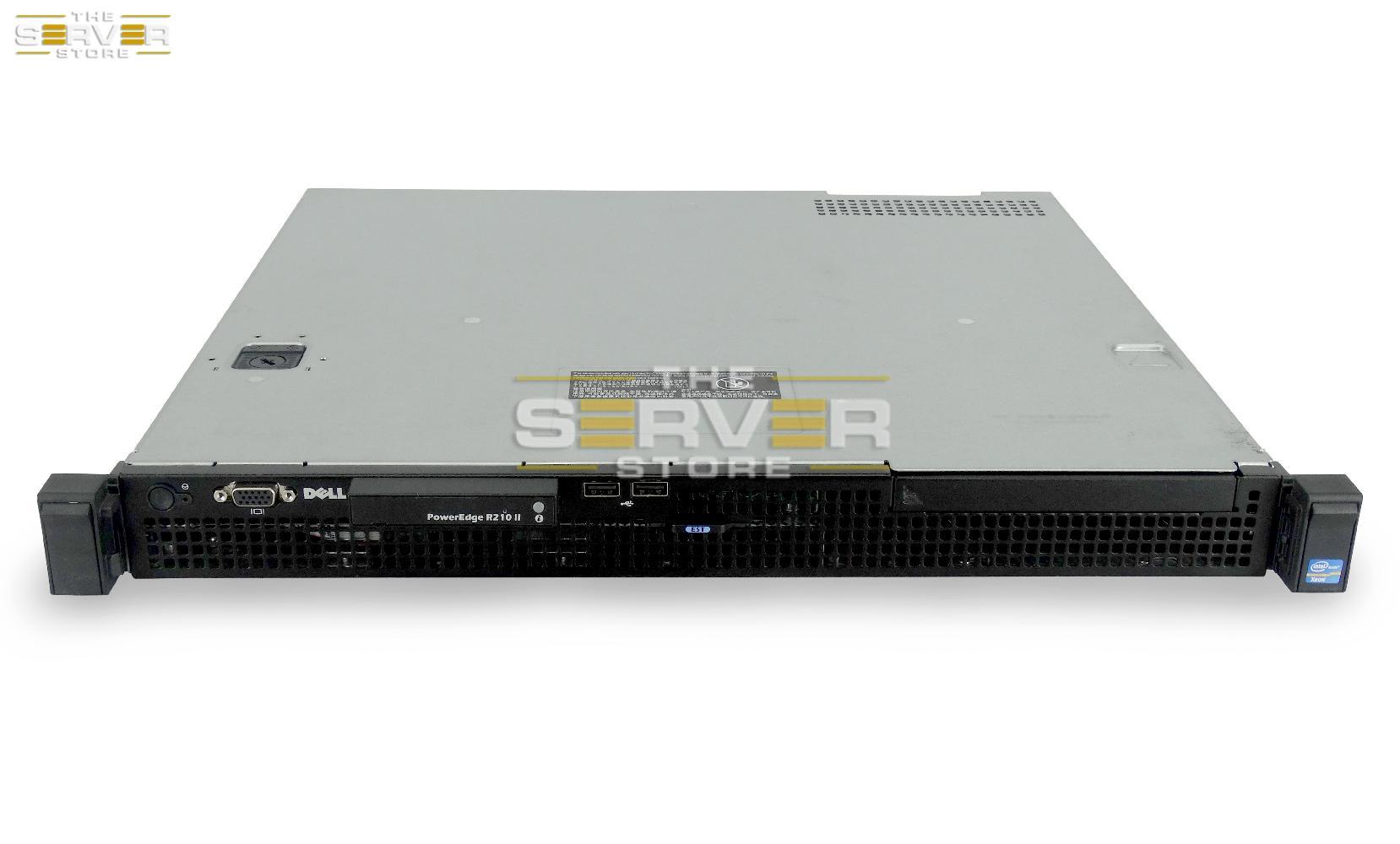 Dell PowerEdge R210 II 1U Server