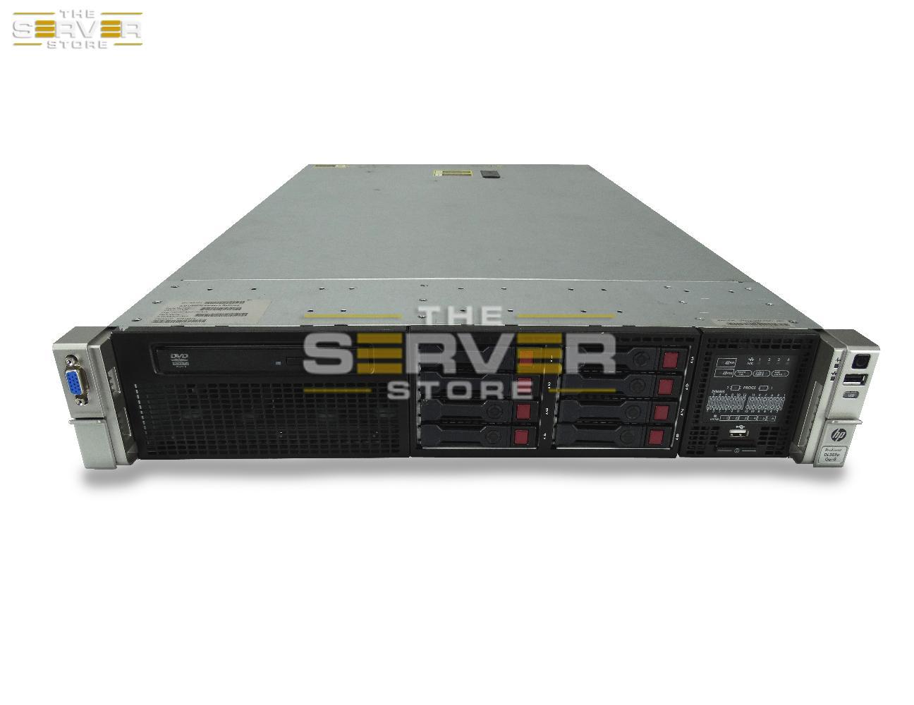 HP Proliant DL385P G8 8x SFF
