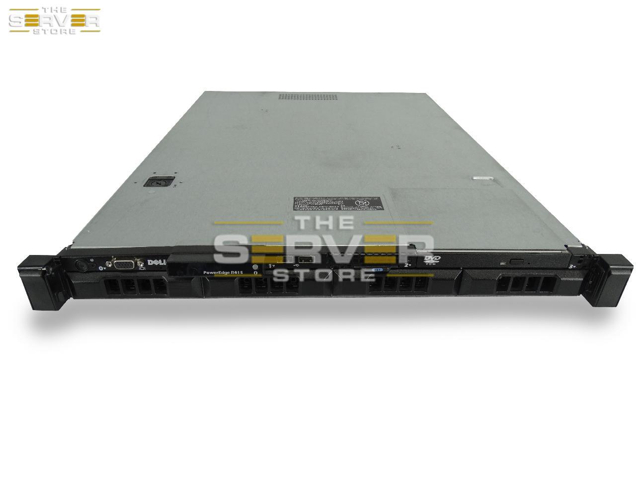 Dell PowerEdge R415 4x LFF 1U Server