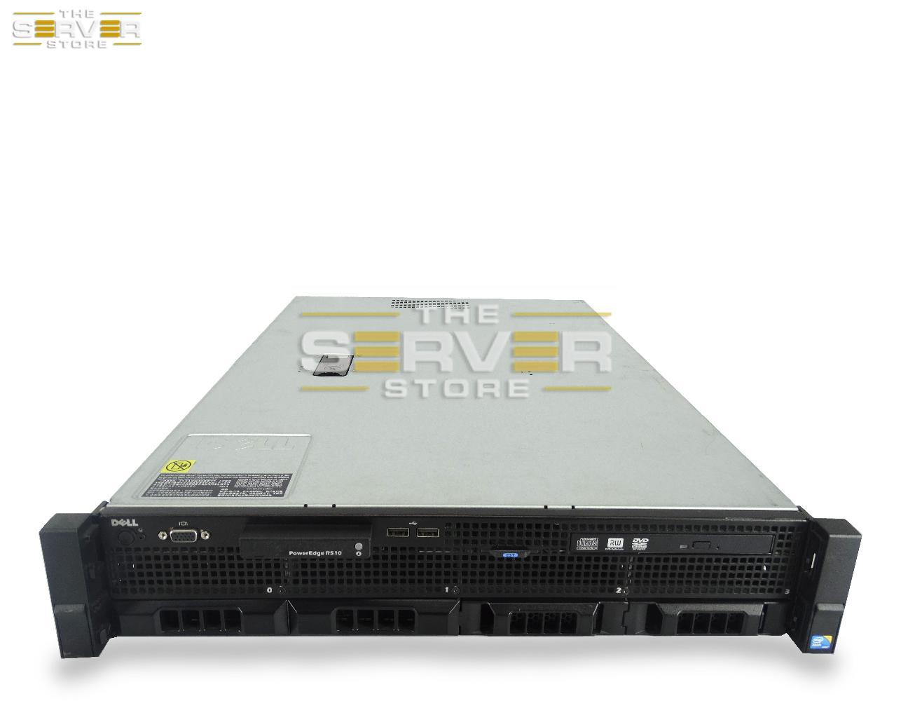 Dell PowerEdge R510 4x 2U LFF Server