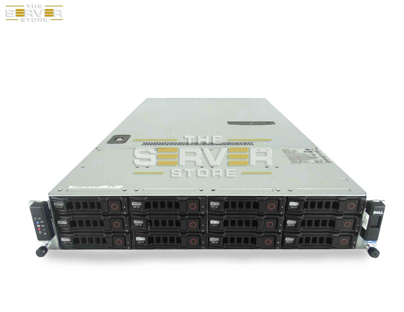Dell PowerEdge C2100 12x 2U LFF Server