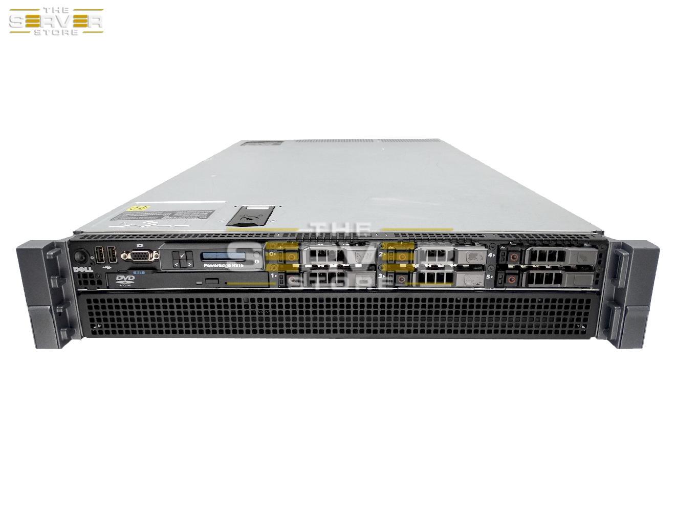 Dell PowerEdge R815 6x 2U SFF Server