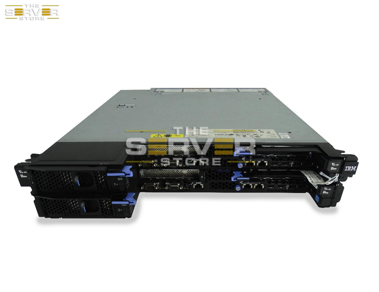 IBM DX360 M4 2 Node Server *Website upgrade in progress. Please contact us with any questions you may have.*