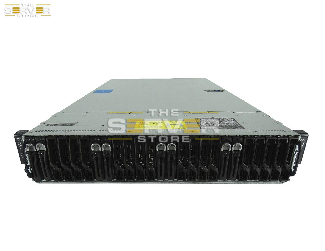 Dell PowerEdge C6220 II 24x 2U SFF Server