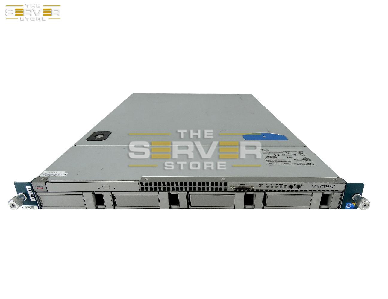 Cisco UCS C200 M2 4x LFF 1U Server Sale