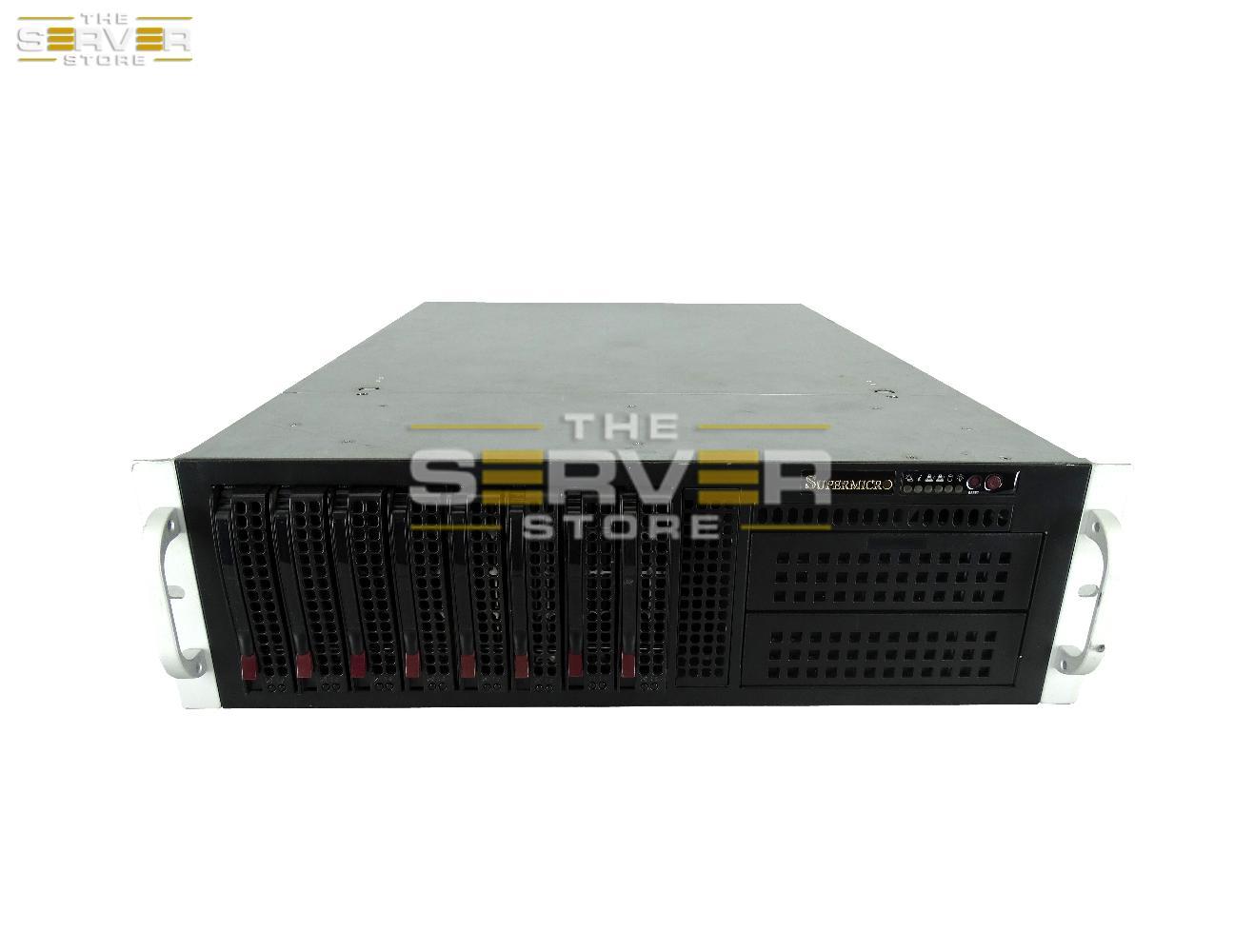 SuperMicro 835BTQ-R1K28B w/ X9DRI-LN4F+