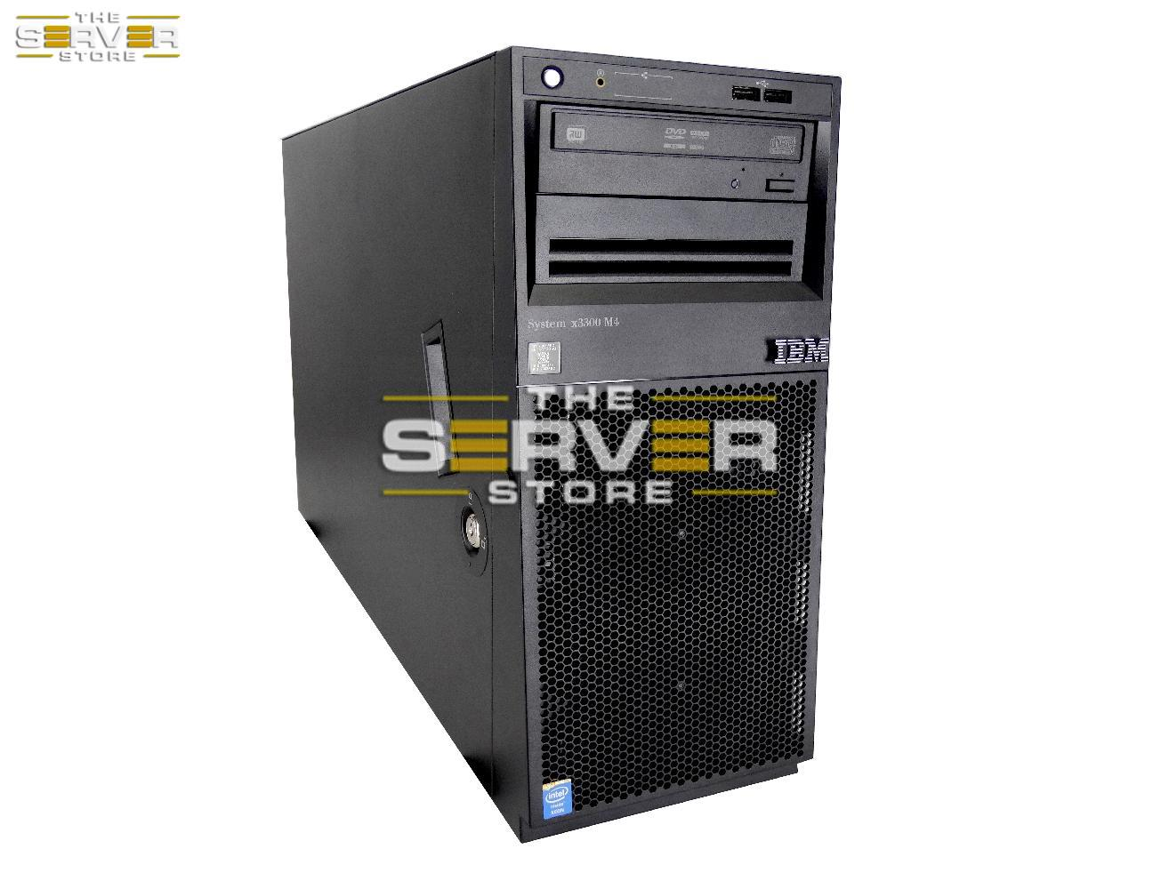 IBM X3300 M4 Tower Server