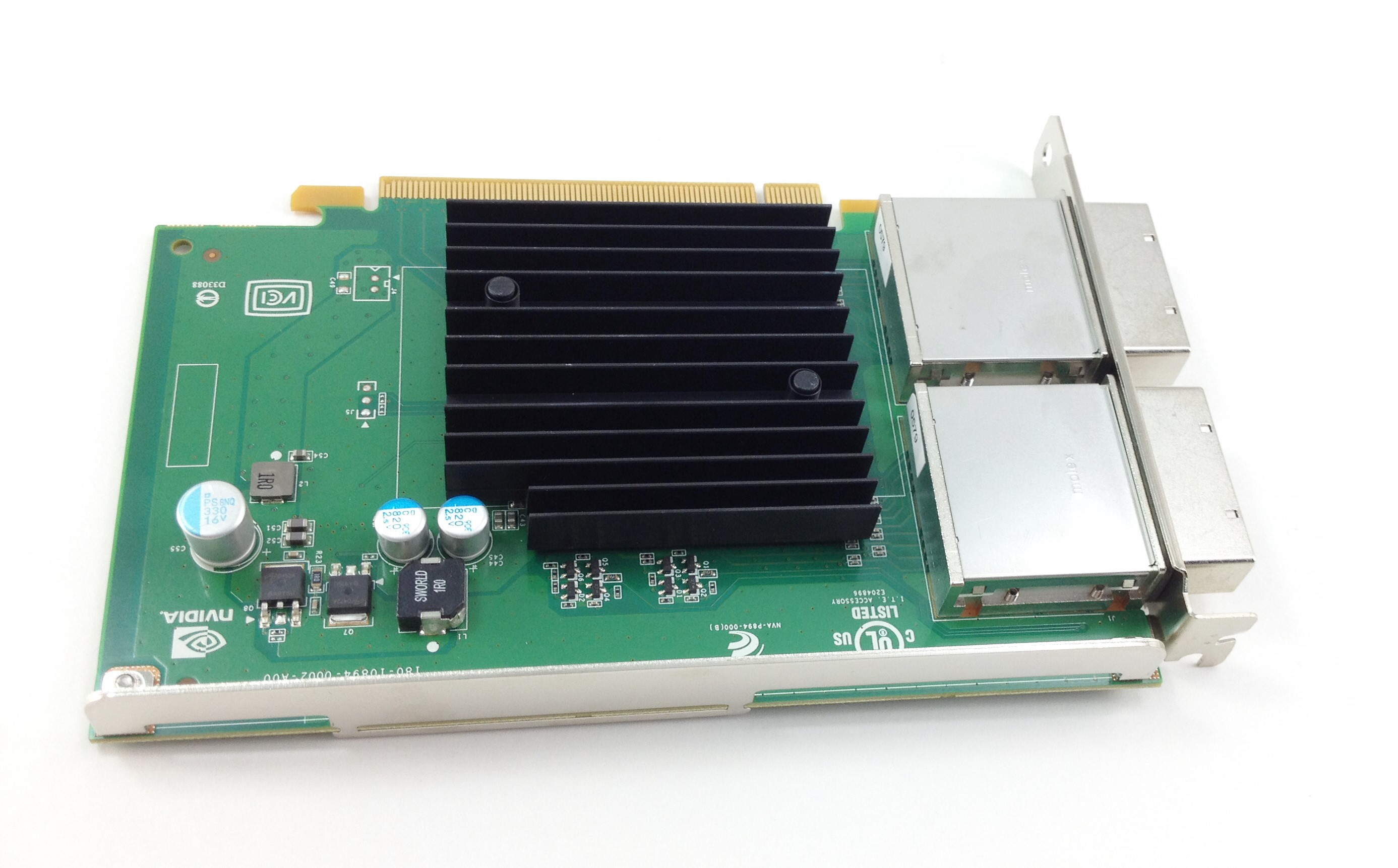 Nvidia Tesla P894 PCI-E 2.0 X 16 Host Interface Card (930-50894-0501-000)