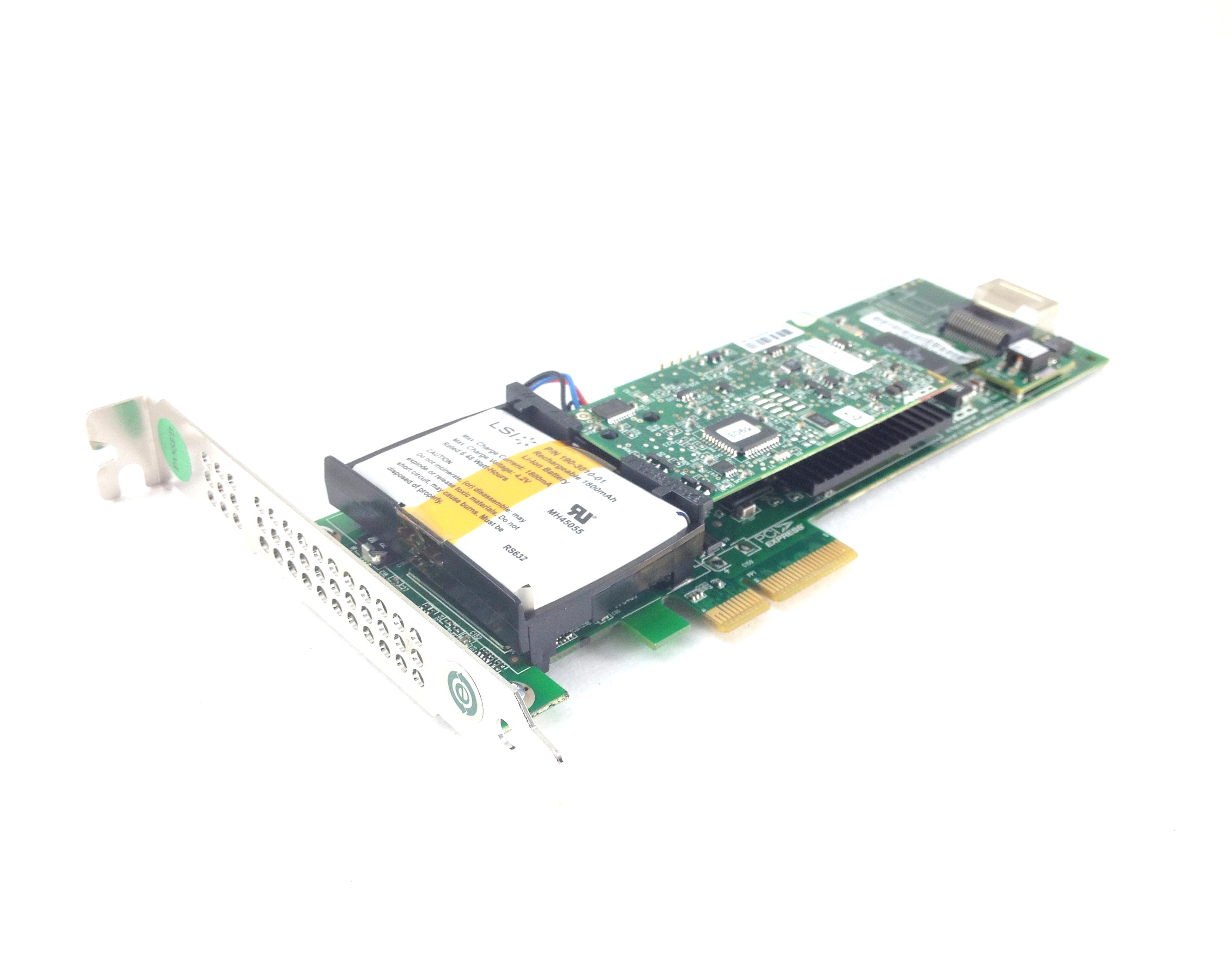 Amcc 3Ware 4 Port SATA II PCI-E 256MB Cache Raid Controller (9650SE-4LPML)