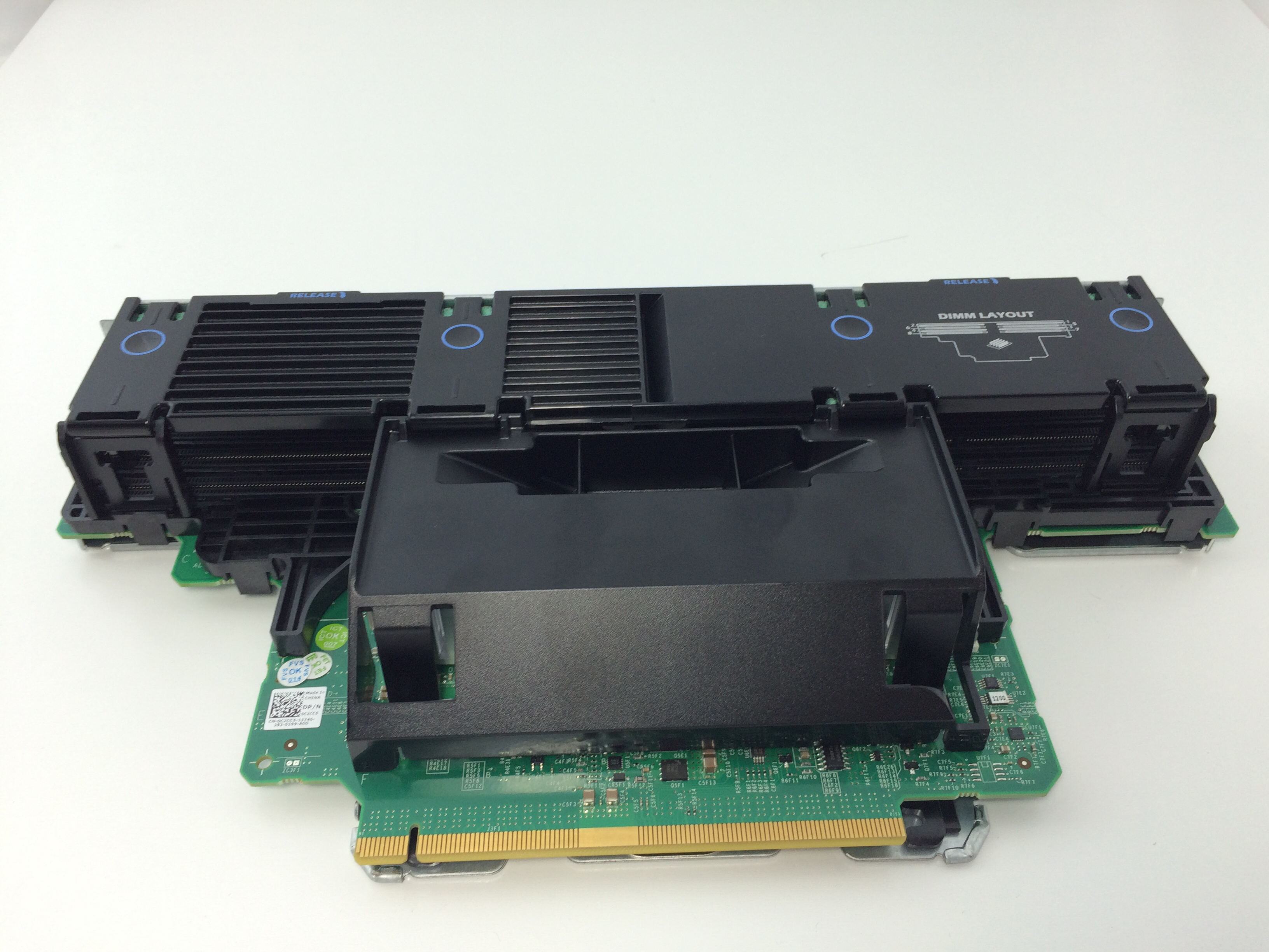 Dell Memory Expansion Board 4-Slot For PowerEdge R910 (C2CC5)