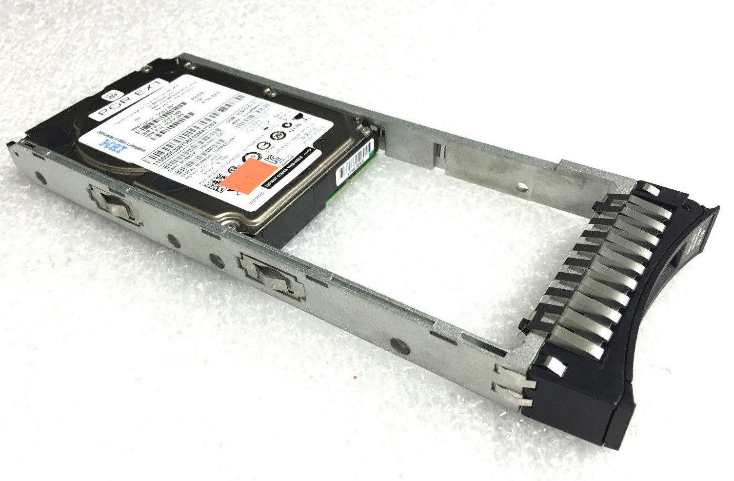 IBM Seagate 600GB 10K SAS 2.5'' SFF Hard Drive ST600MM0026 (00AK388)