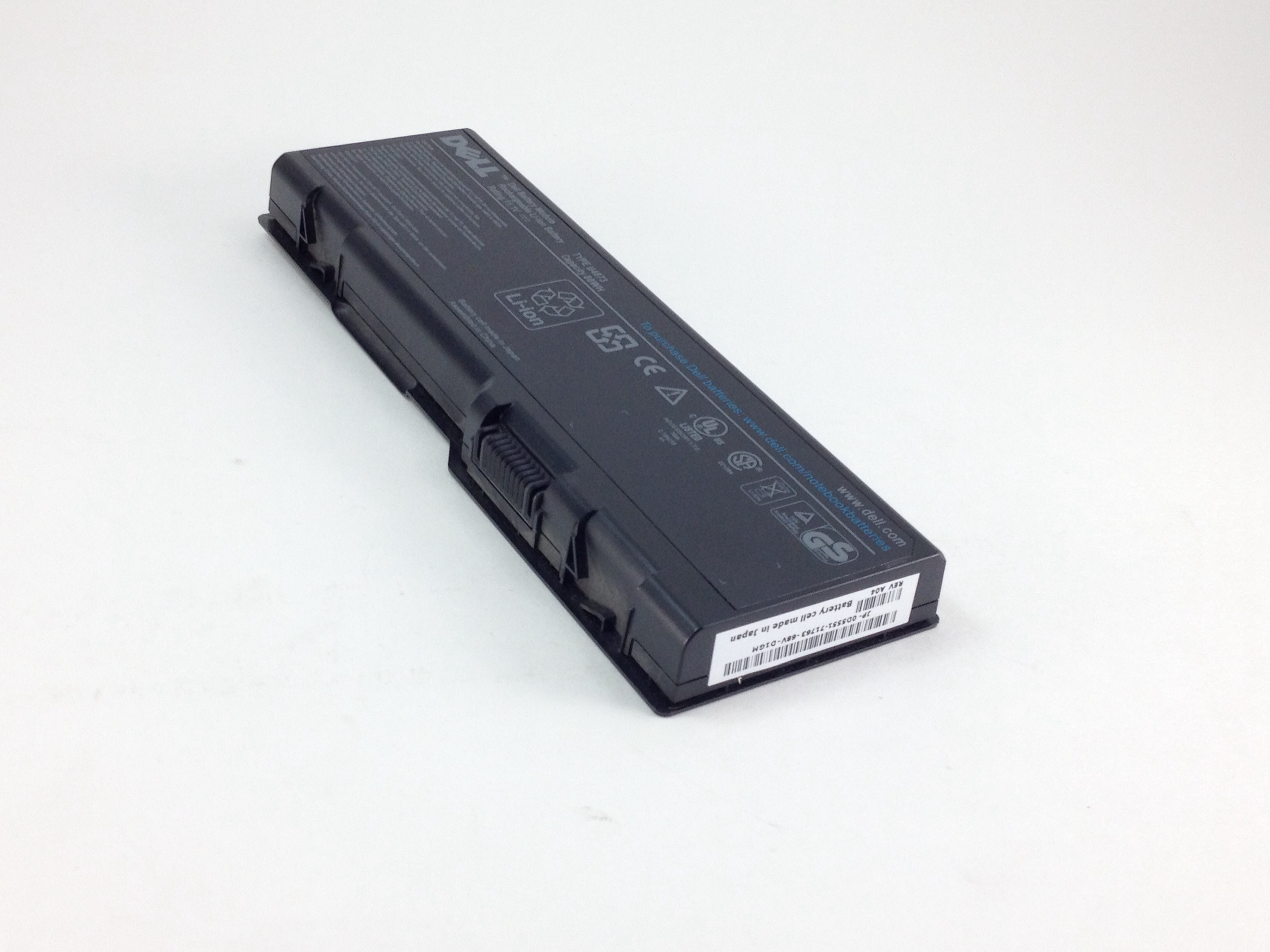 Dell Inspiron 6000 9200 9 Cell Laptop Battery (D5551)