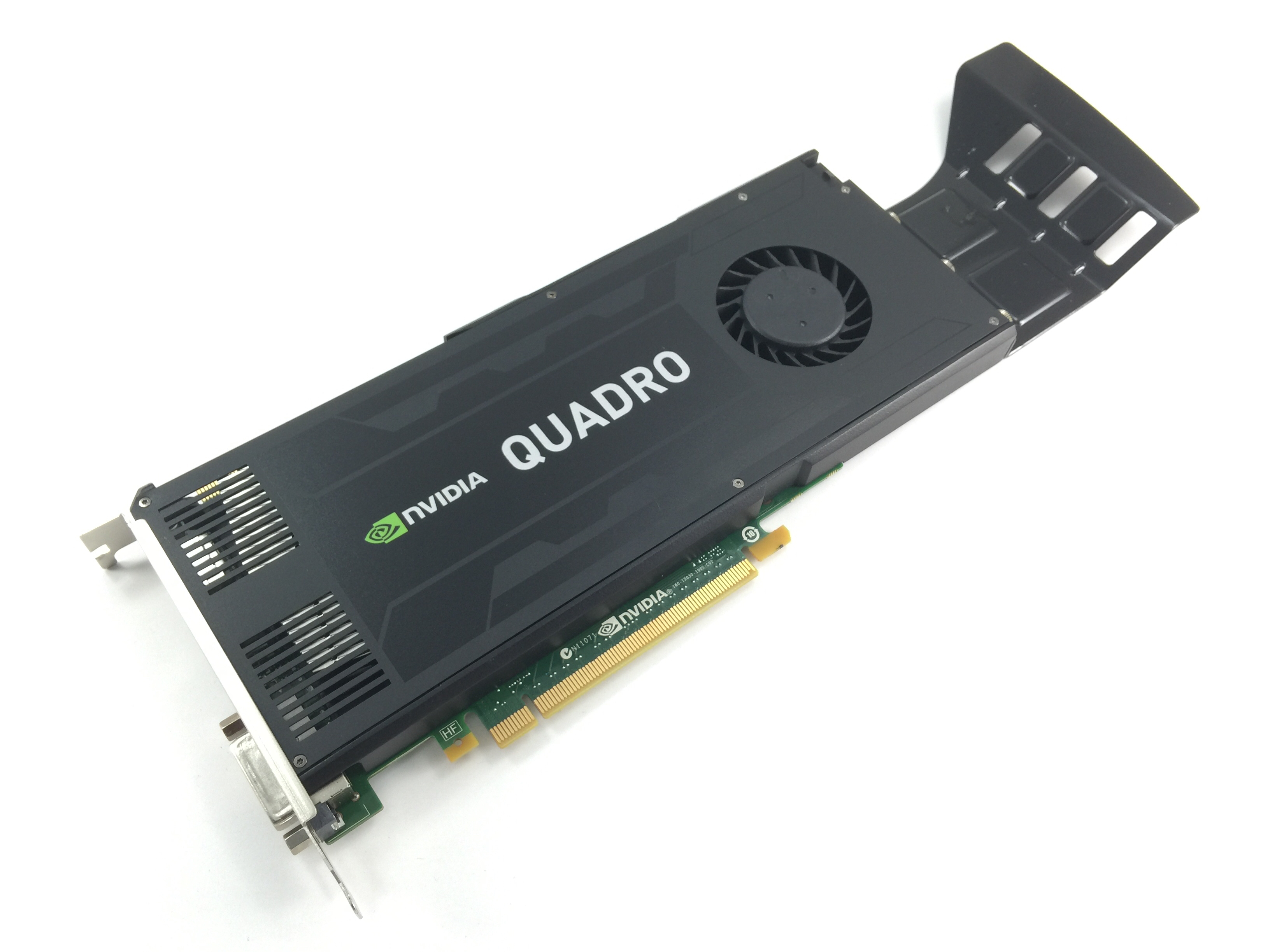 Dell Nvidia Quadro K4000 3GB GDDR5 2x DisplayPort 1x DVI PCI-E Graphics Card (D5R4G)