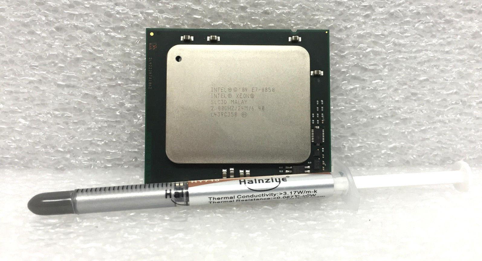 Intel Xeon E7-8850 2.0GHz 10 Core 24MB LGA 1567 Processor (SLC3D)