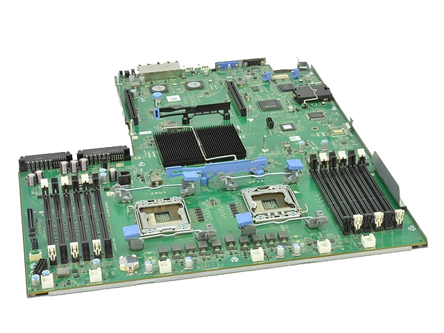 Dell PowerEdge R610 Motherboard System Board 1W9FG 8GXHX P8FRD 86HF8 (F0XJ6)