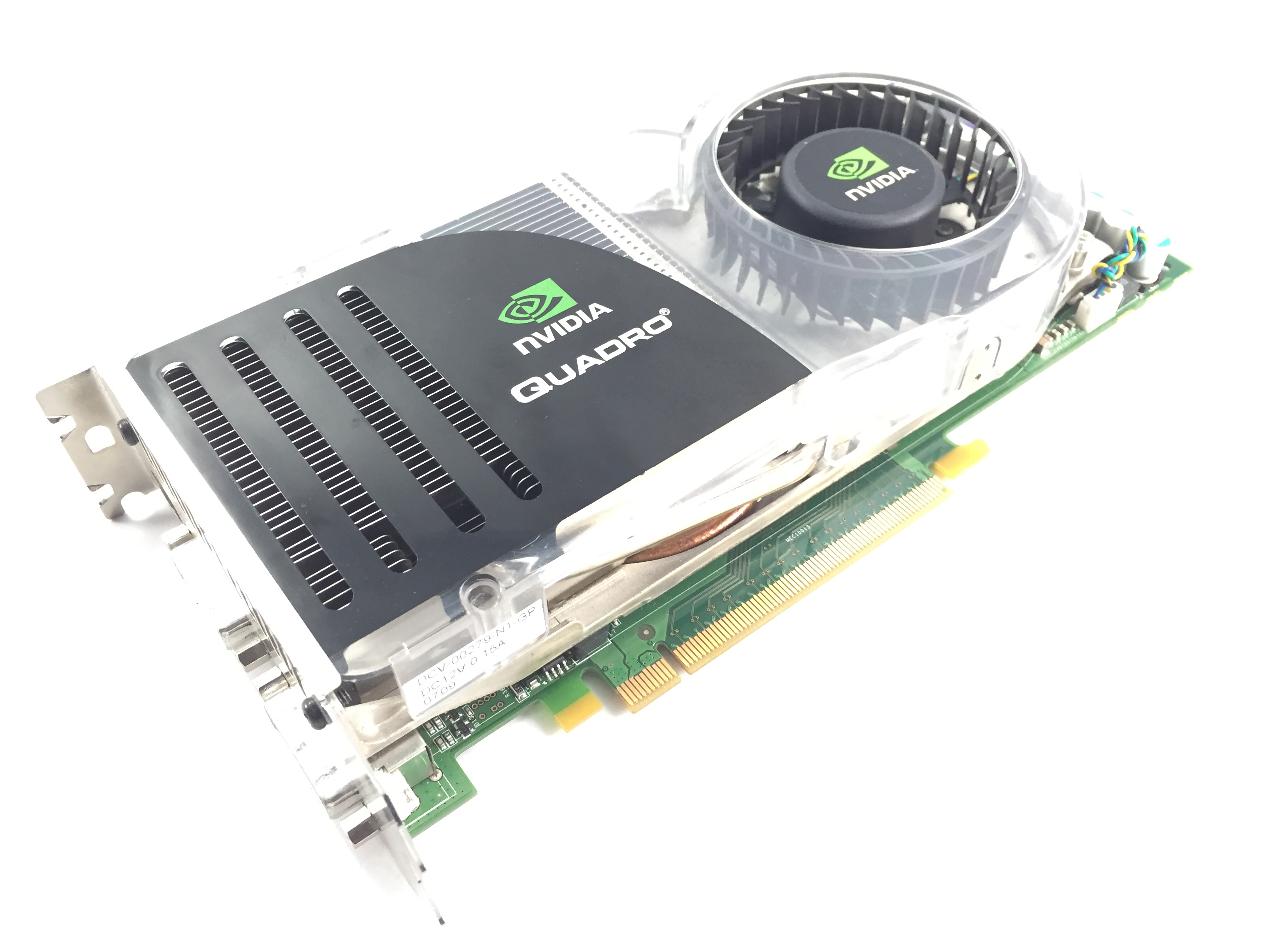 Nvidia Quadrofx 4600 768MB GDDR3 384-Bit Pci Express X16 Graphics Card (FX4600)