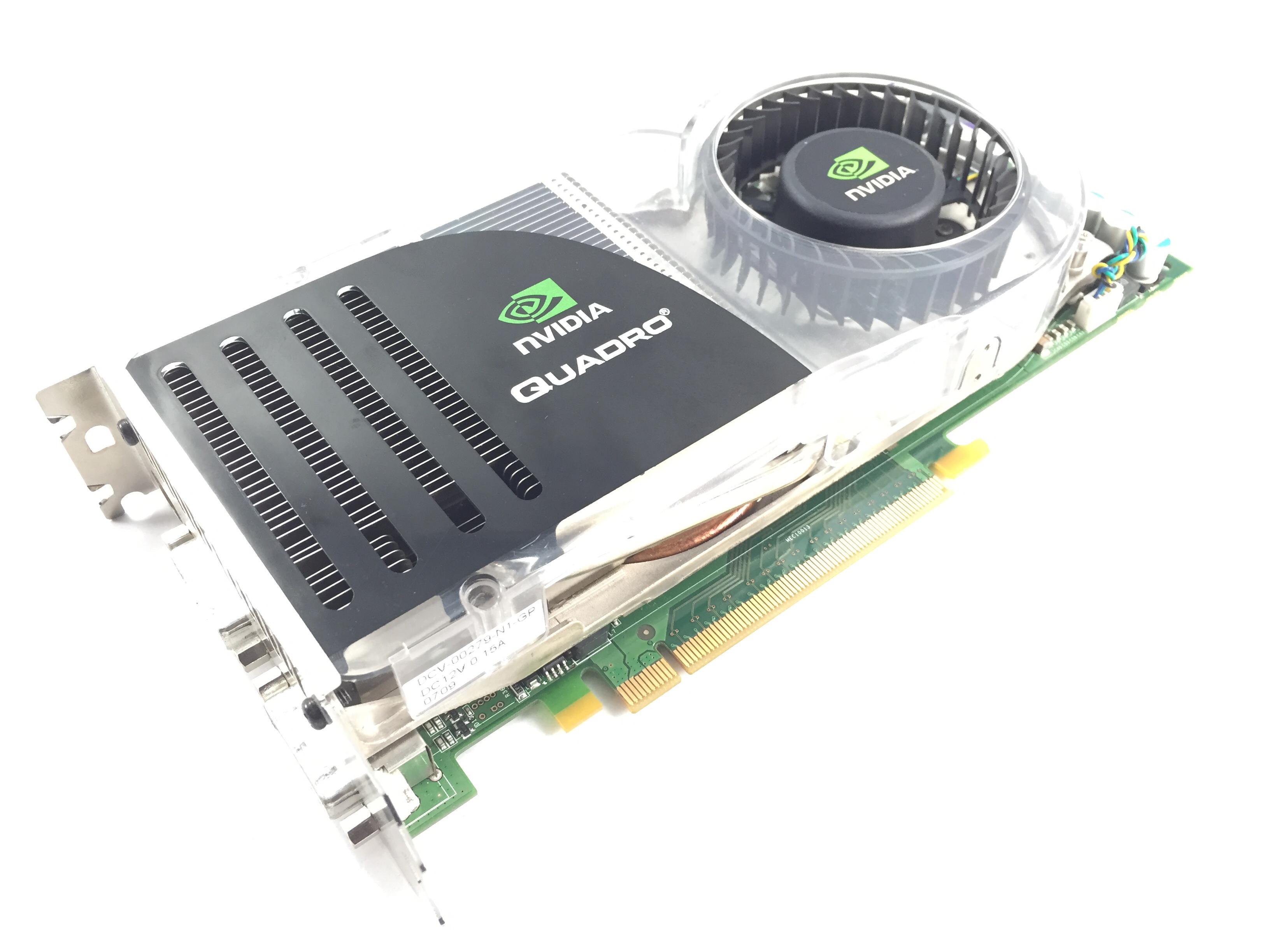 Nvidia Quadrofx 4600 768MB GDDR3 384-Bit Pci Express X16 Graphics Card (FX4600)