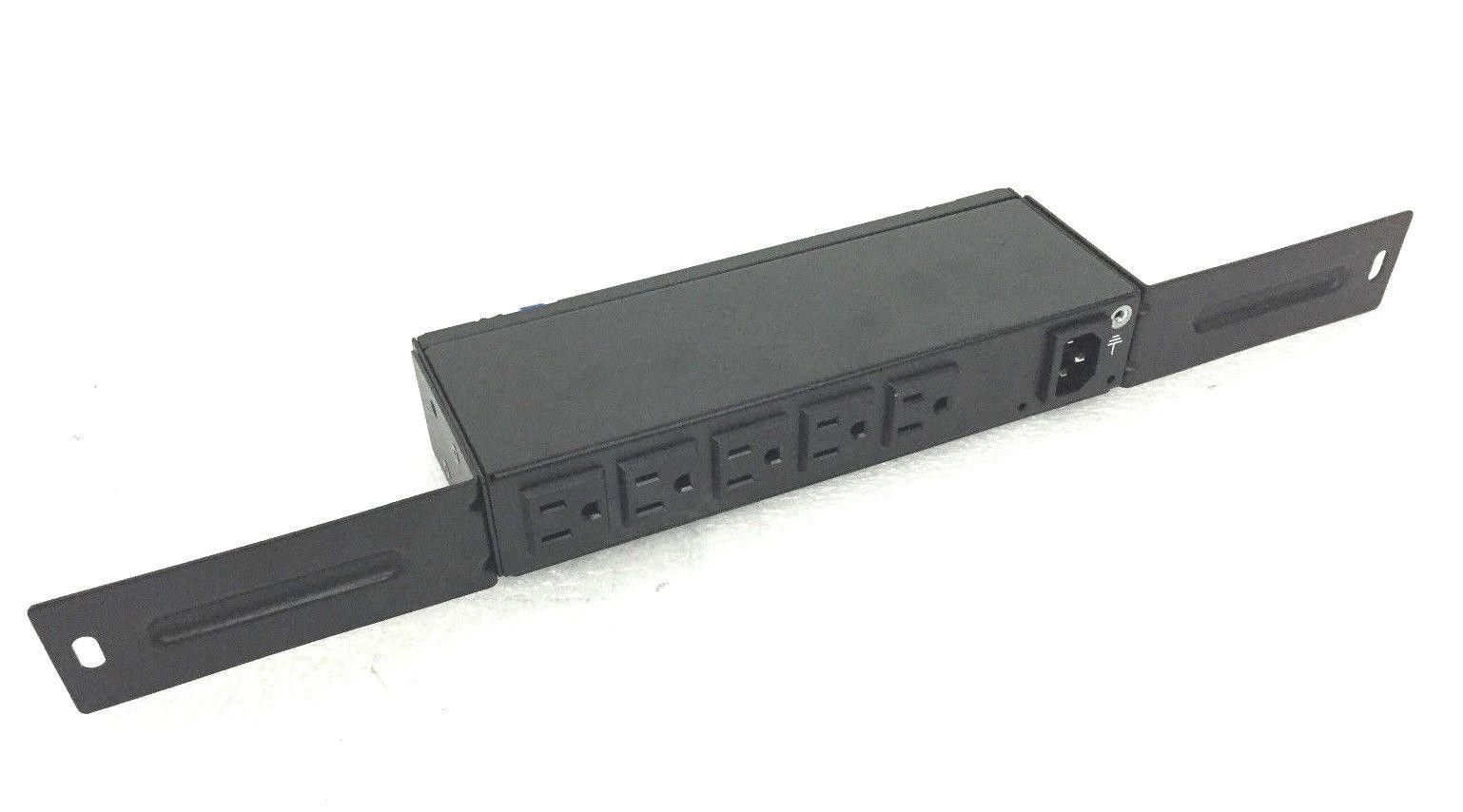 Dell 5-Port Power Distribution Unit For Dell Rack Rackmoutable (G761N)