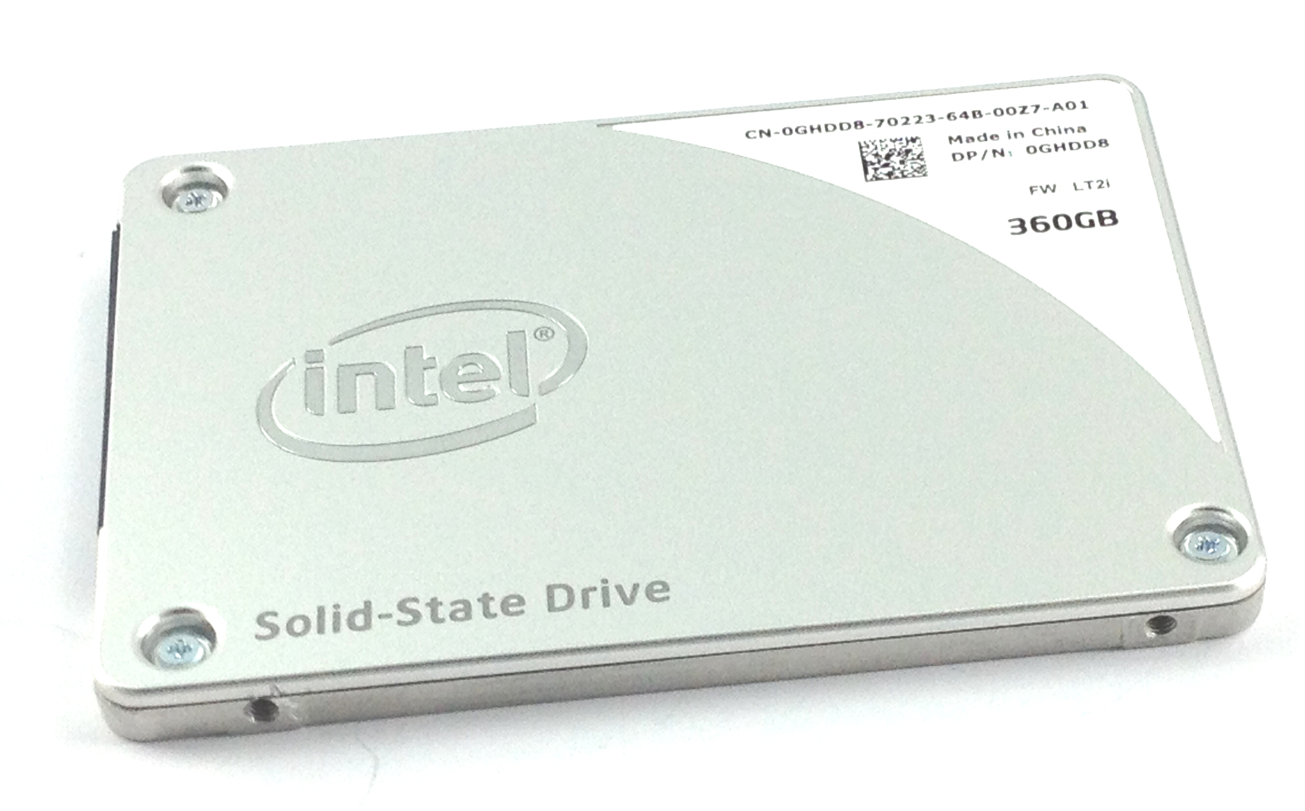 Dell 360Gb 6Gbps Mlc SATA 2.5 Inch SFF Solid State Drive SSD (GHDD8)