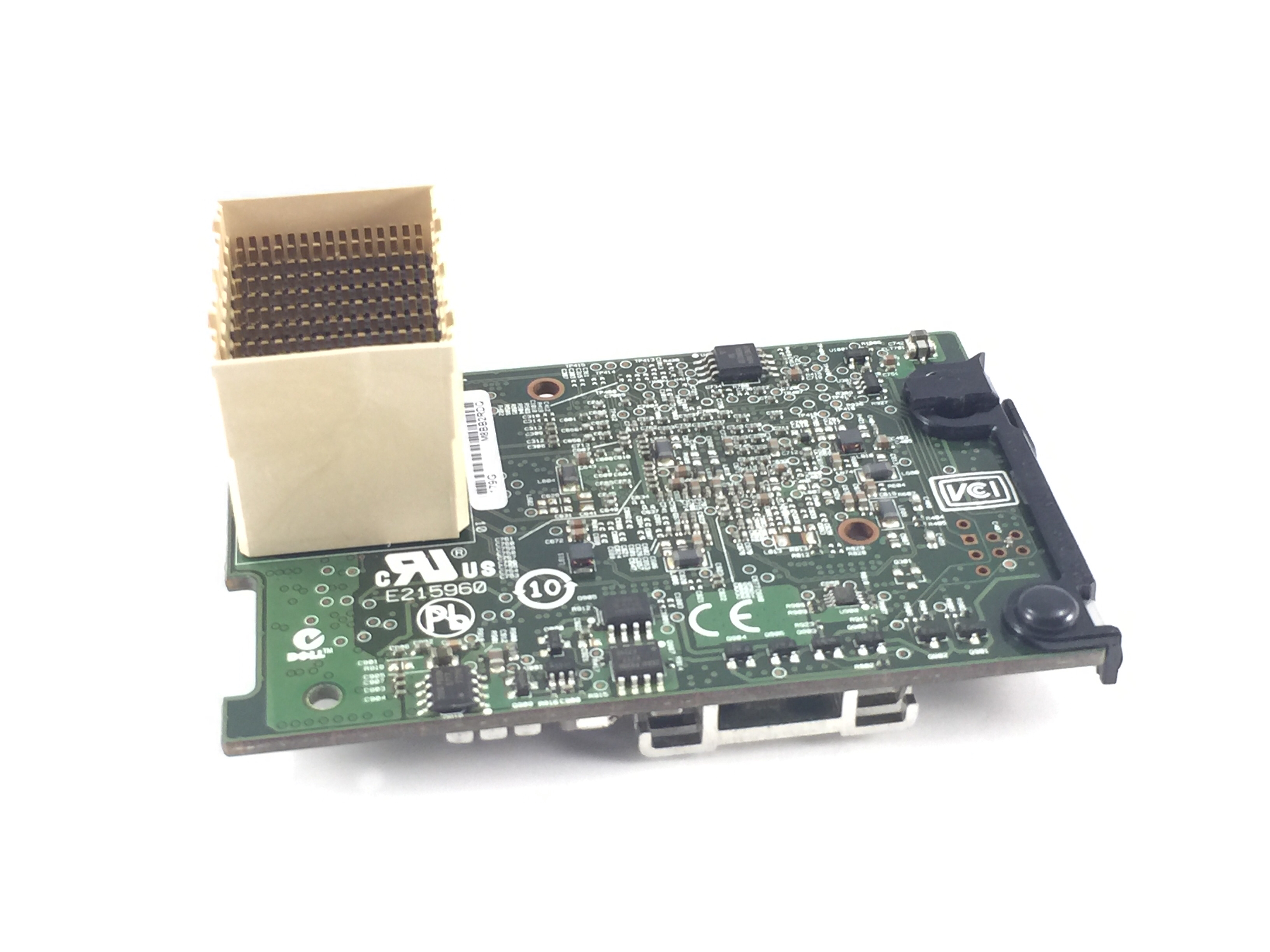 Dell Broadcom 5709 Dual Port Gigabit Nic Mezzanine Card (H093G)
