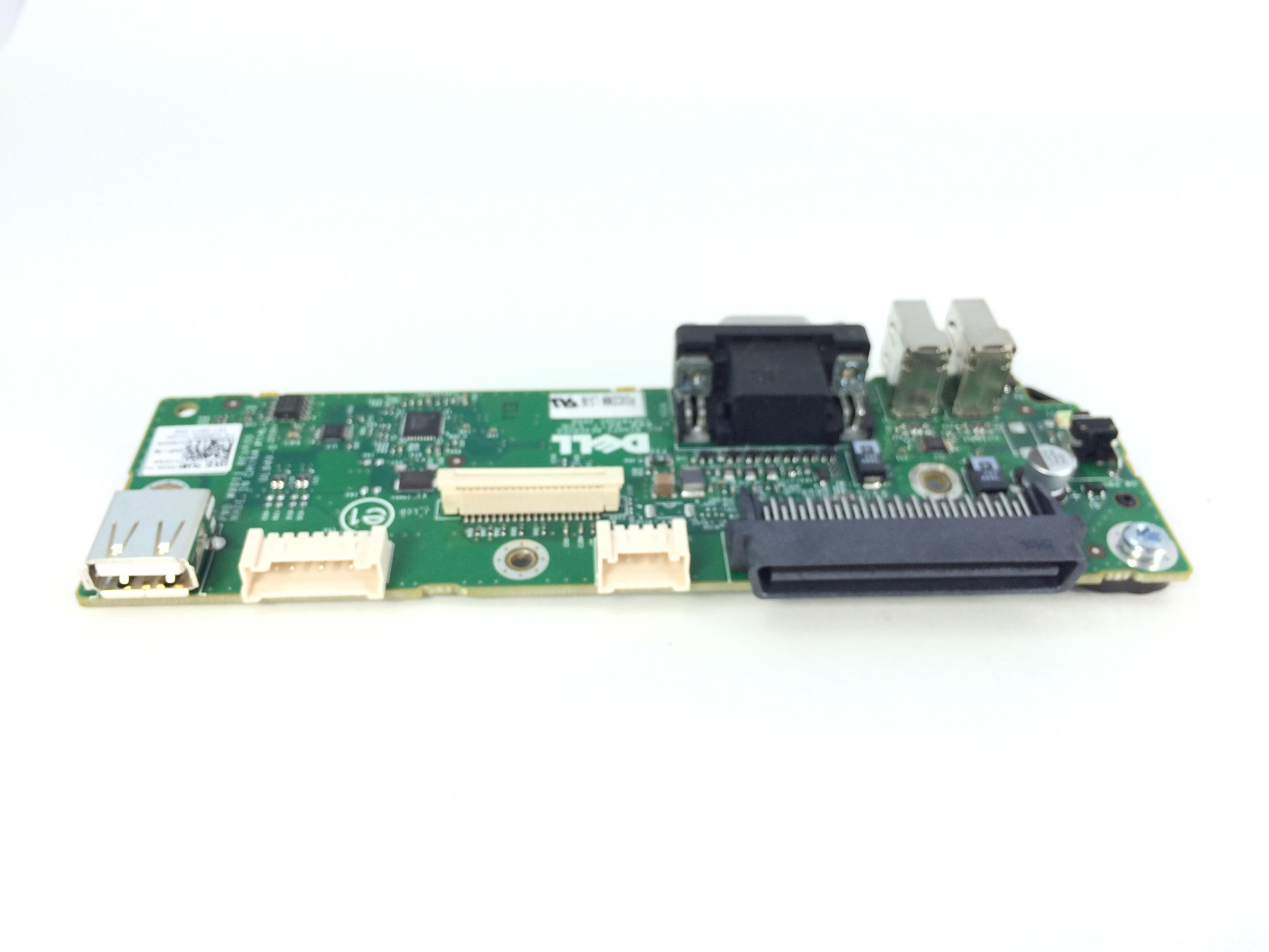 Dell PowerEdge R710 USB/VGA I/O Control Panel (J800M)