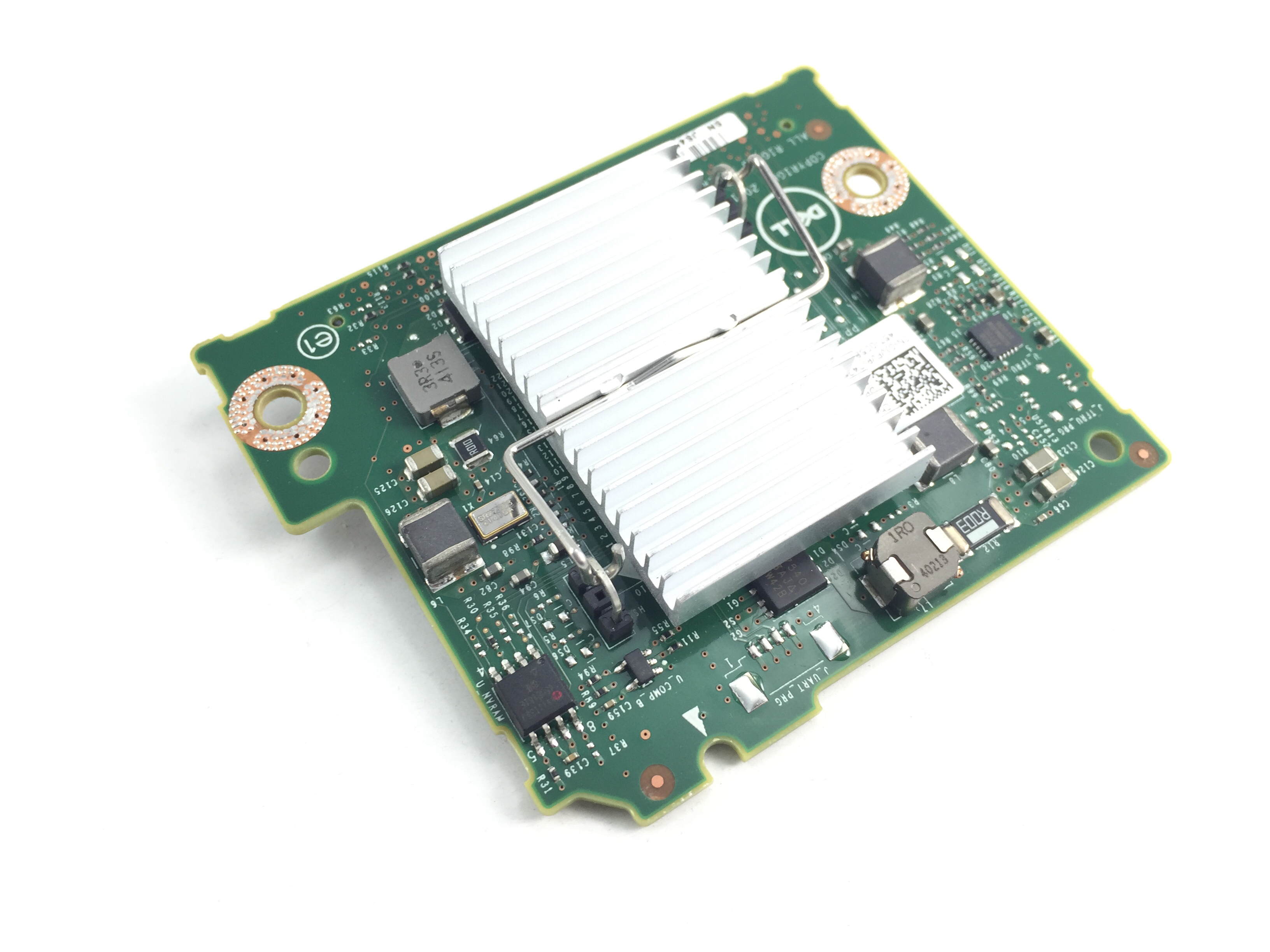 JVFVR Dell Poweredge 10GBE 57810S-k Network Daughter Card for M620 M820 (JVFVR)