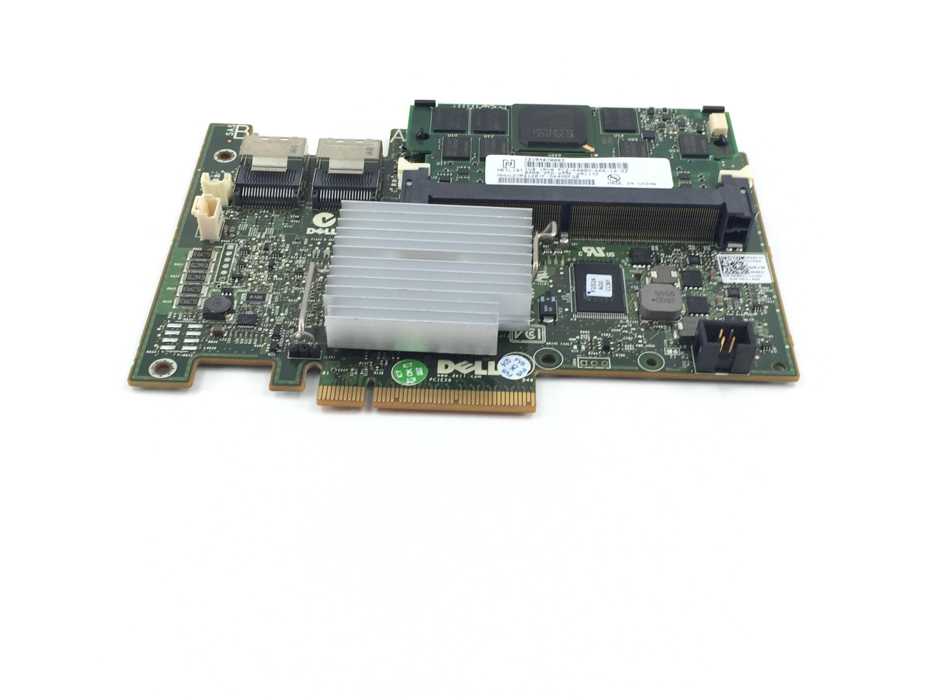 Dell PERC H700 6Gbps  512MB Cache SAS/SATA Raid Controller (K883J)