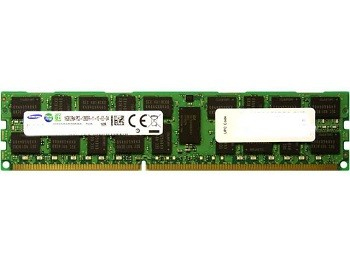 Samsung 16GB 2Rx4 PC3 -12800R DDR3 1600Mhz ECC REG Memory (M393B2G70BH0-CK0)