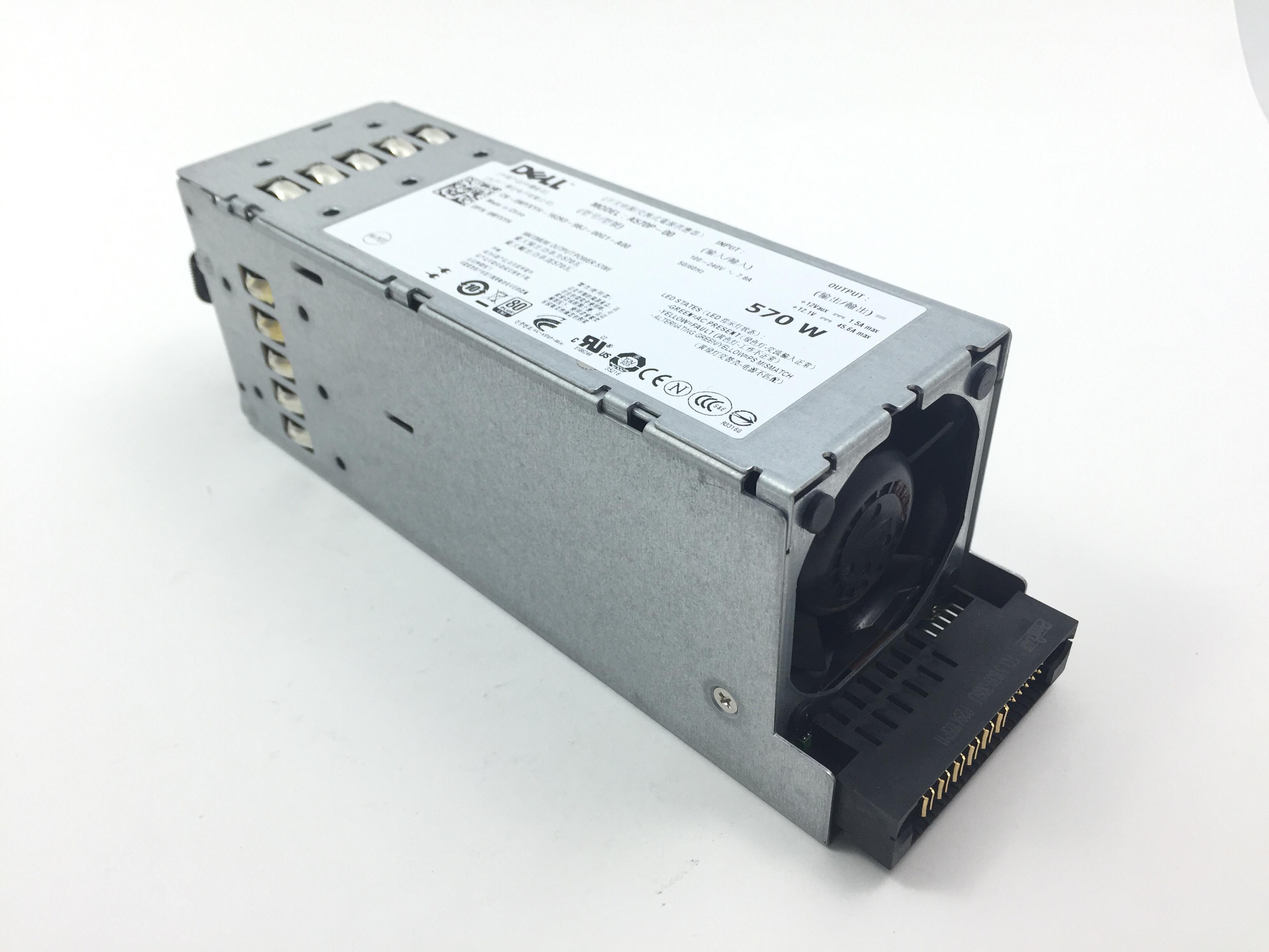 MYXYH Dell PowerEdge R710 T610 570W Power Supply (MYXYH)