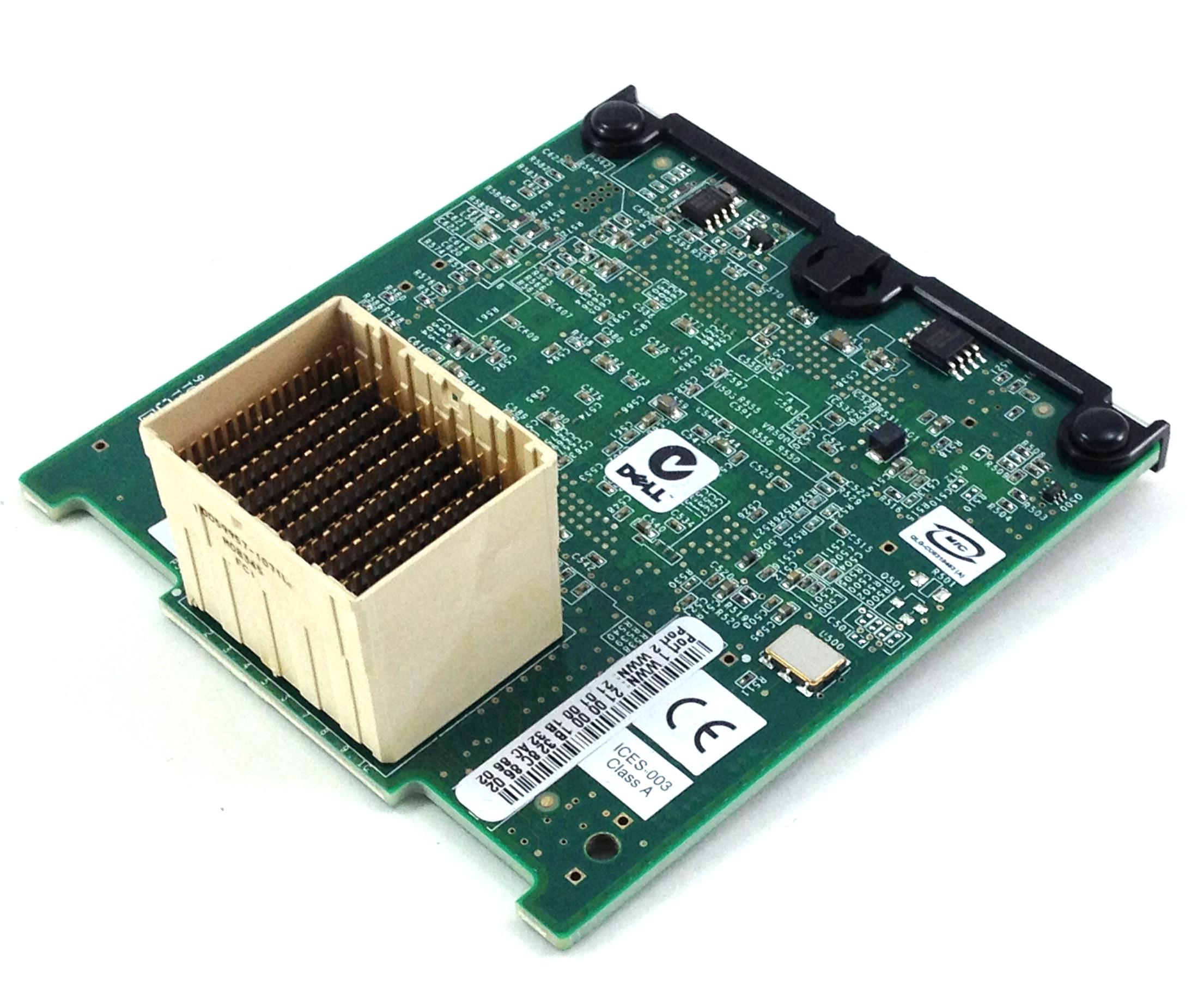 Dell Pe M600 4GB Fiber Channel Mezzanine Card (NP630)