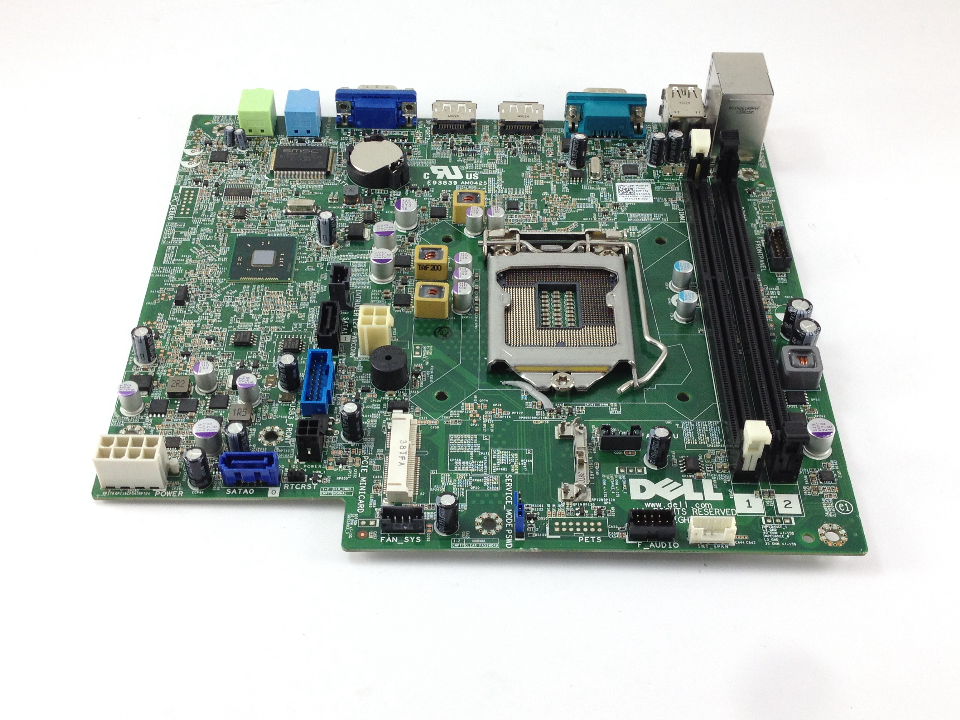 Dell Optiplex 9020 Usff LGA 1155 System Board (14GRG)