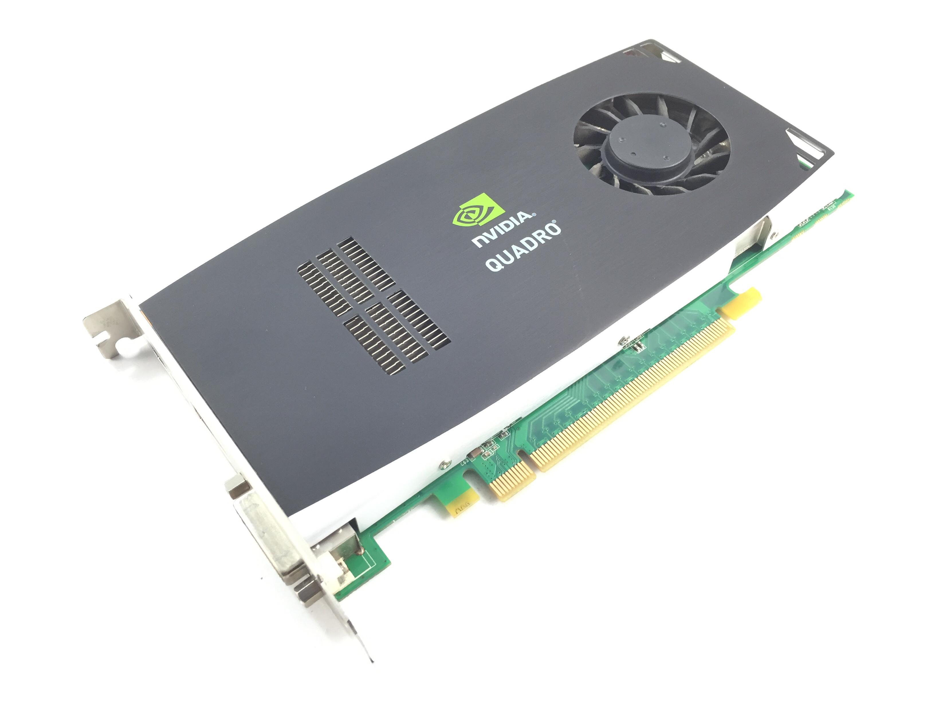 DELL AMD FIREPRO W4100 2GB DDR5 PCI-E 3 0 VIDEO CARD (25D14)