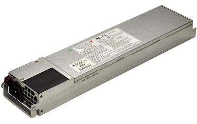 Supermicro 1200W 1U Server Redundant Power Supply (PWS-1K21P-1R)