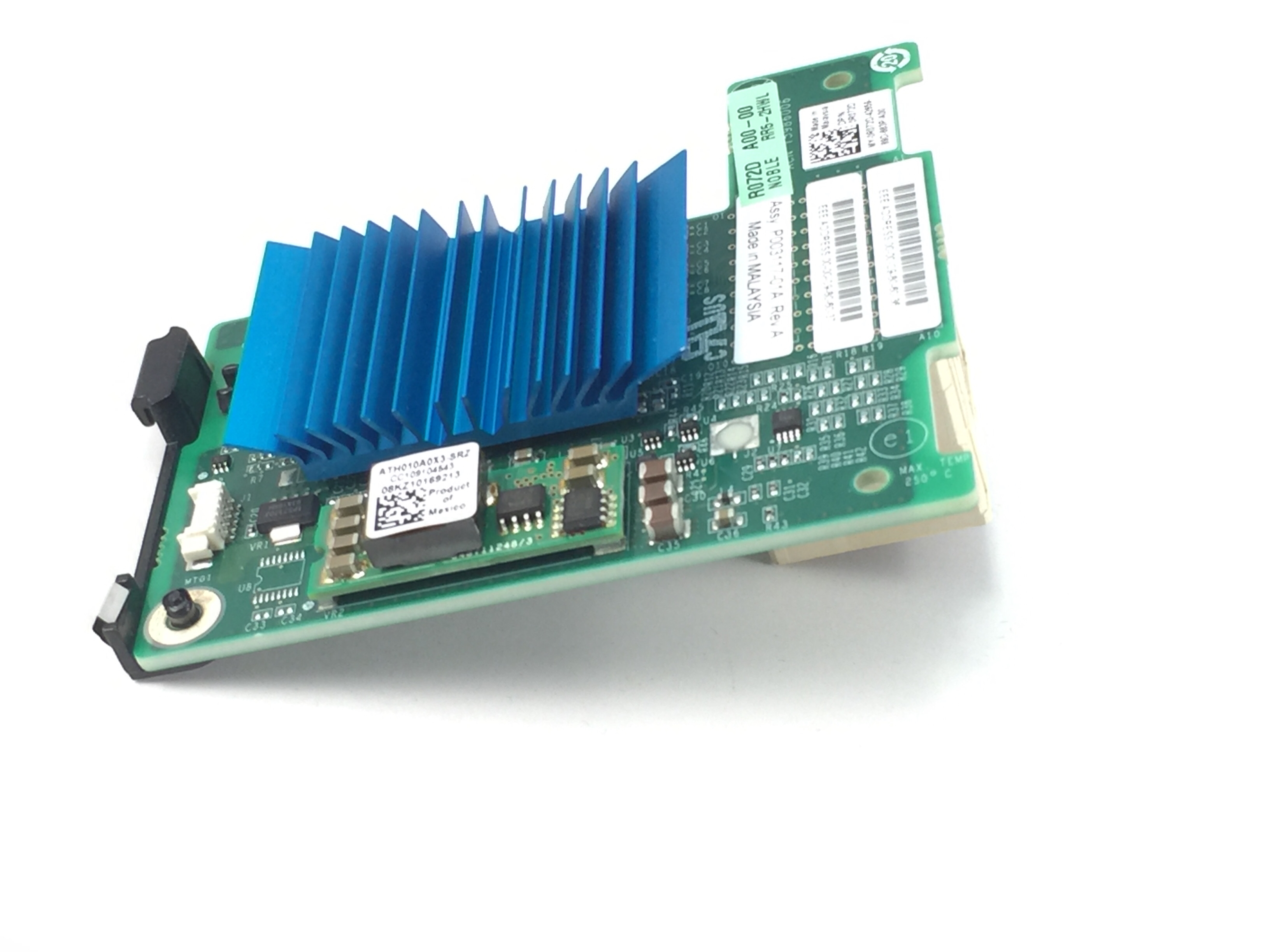 DELL EMULEX LPE1205 8GB FIBRE CHANNEL MEZZANINE CARD (R072D)