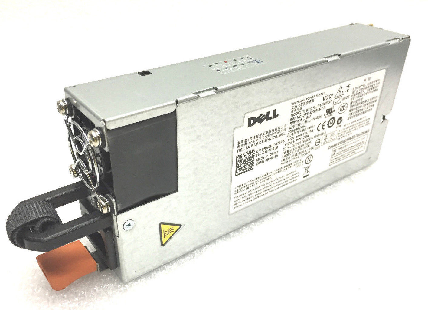 Dell PowerEdge C6220 1400W Watt Hot Swap Power Supply (RN0HH)