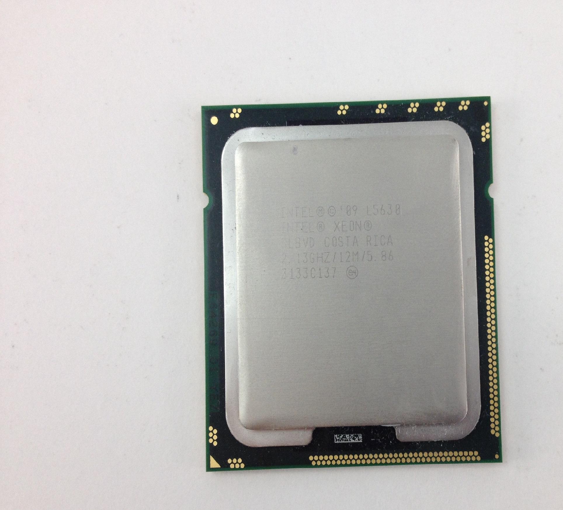 SLBVD INTEL XEON L5630 2.13GHZ QUAD CORE 12MB LGA1366 PROCESSOR (SLBVD)