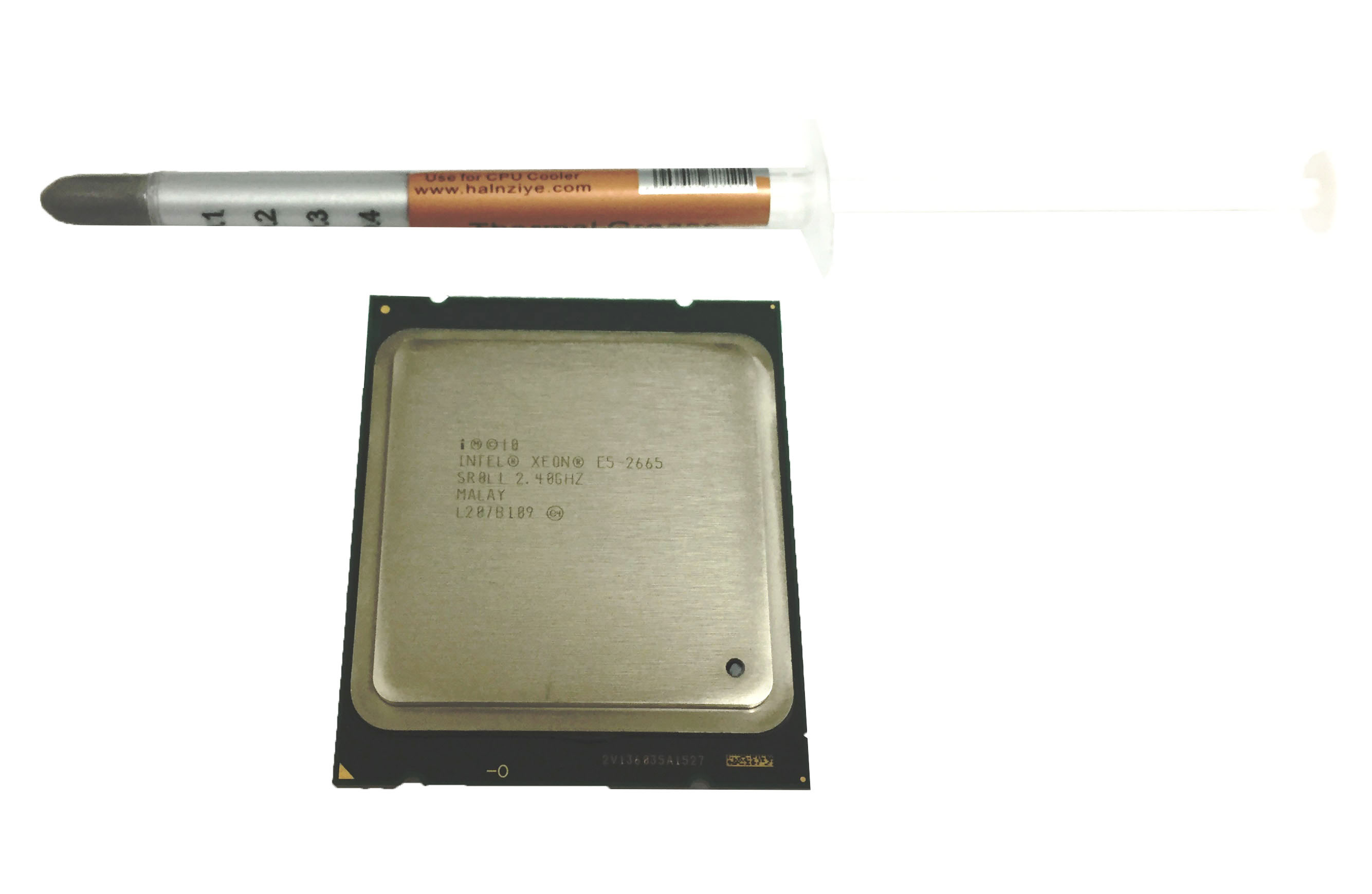 INTEL XEON E5-2665 8 CORE 2.4GHZ 20MB LGA 2011 PROCESSOR (SR0L1)
