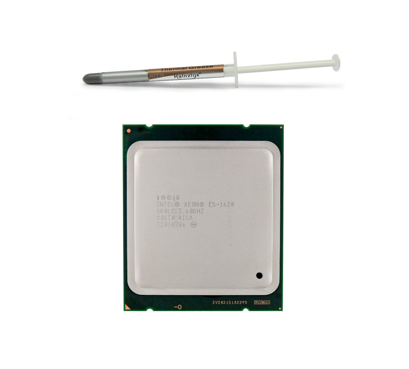 INTEL XEON E5-1620 3.6GHZ 4 CORE 10MB CACHE LGA 2011 PROCESSOR (SR0LC)