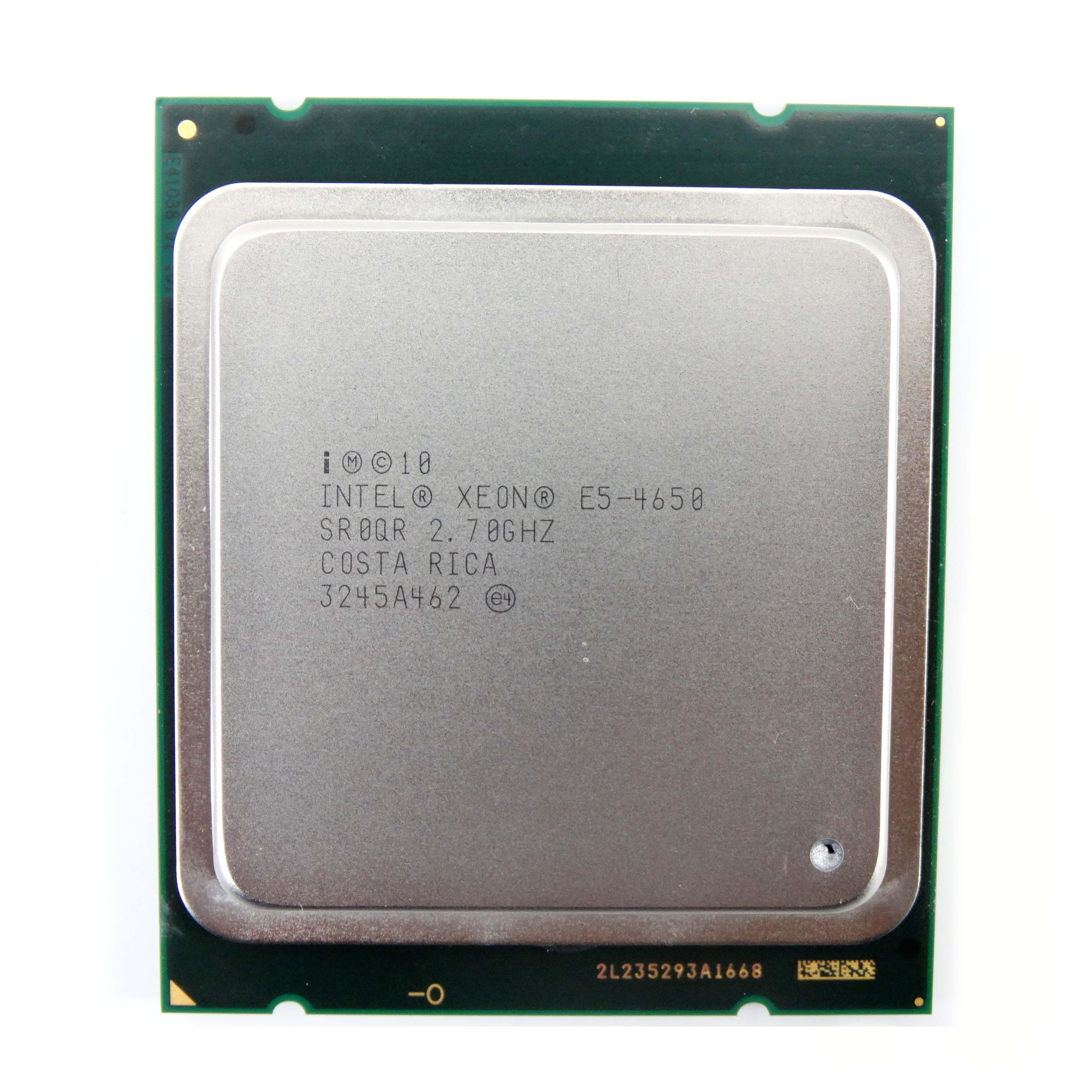 INTEL XEON E5-4650 2.7GHZ 8 CORE 20MB LGA2011 PROCESSOR (SR0QR)