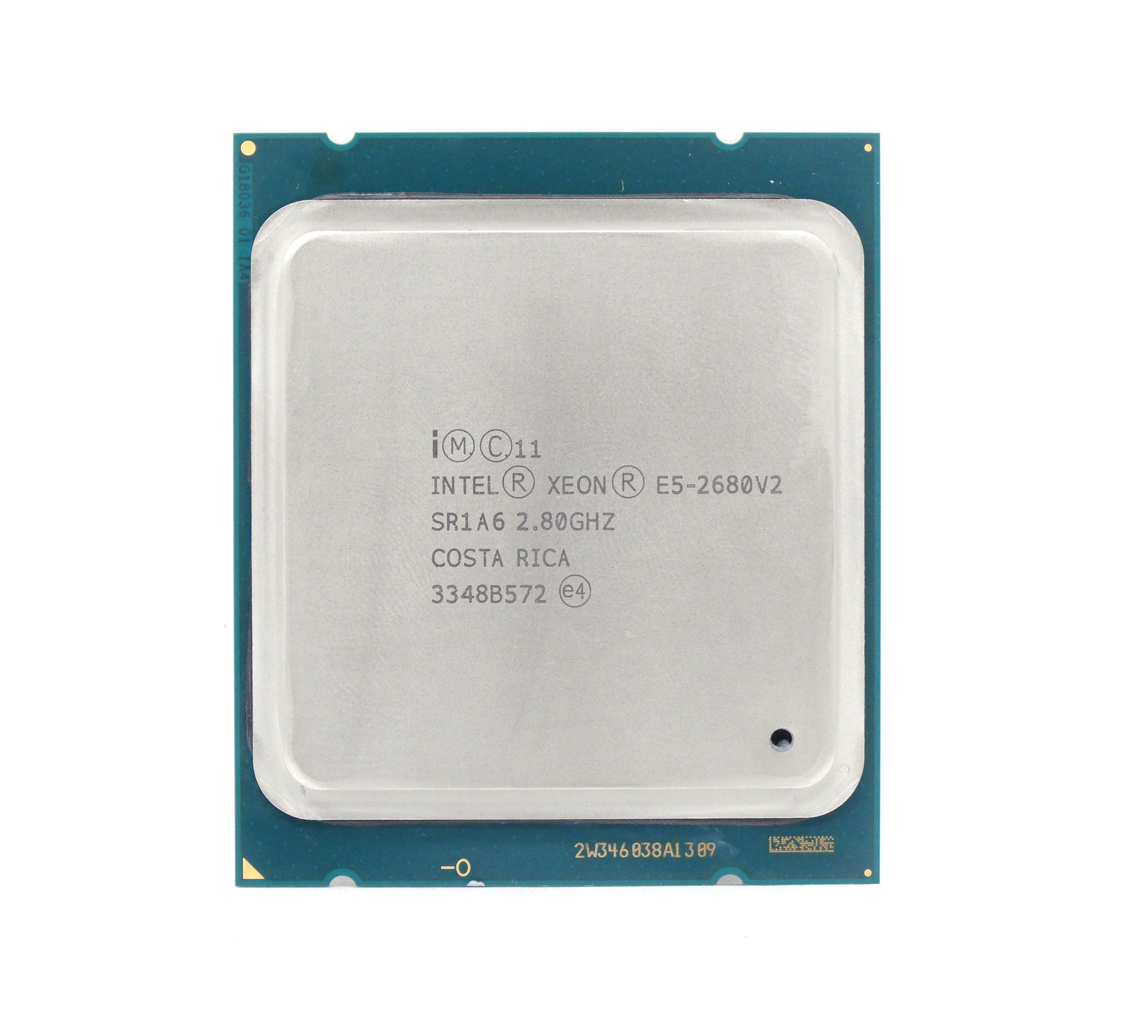 Intel Xeon E5-2680V2 2.8GHz 10 Core 25MB LGA2011 CPU Processor (SR1A6)