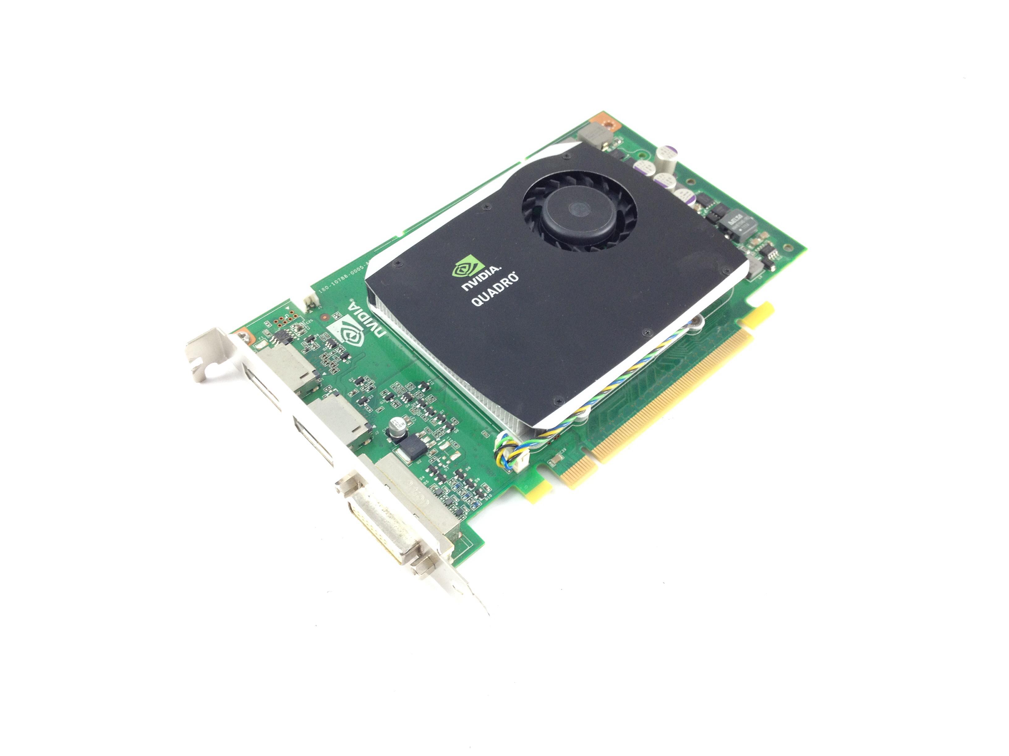 Pny Nvidia Quadro Fx 580 512MB Pci-E Graphics Adapter (VCQFX580-PCIE-T)